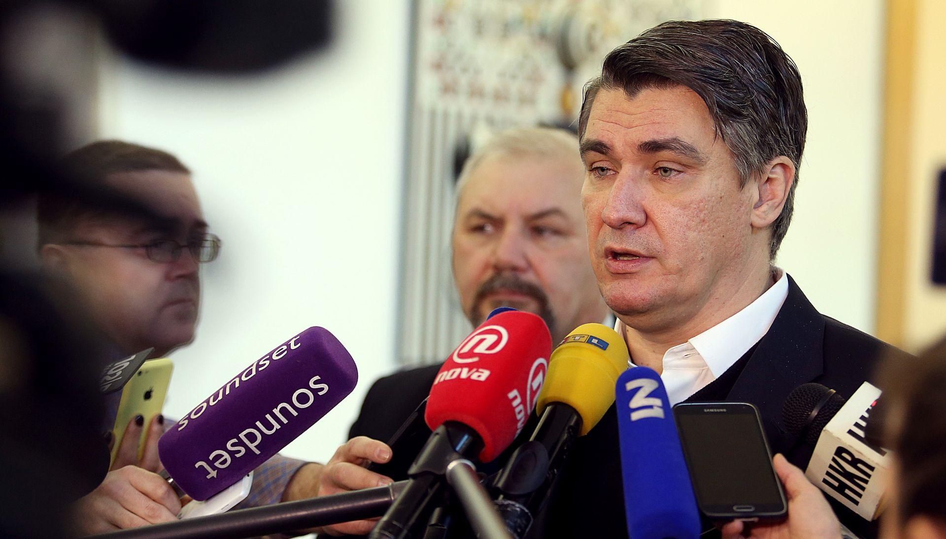ZABOK Narodna koalicija u subotu potpisuje koalicijski sporazum za izbore