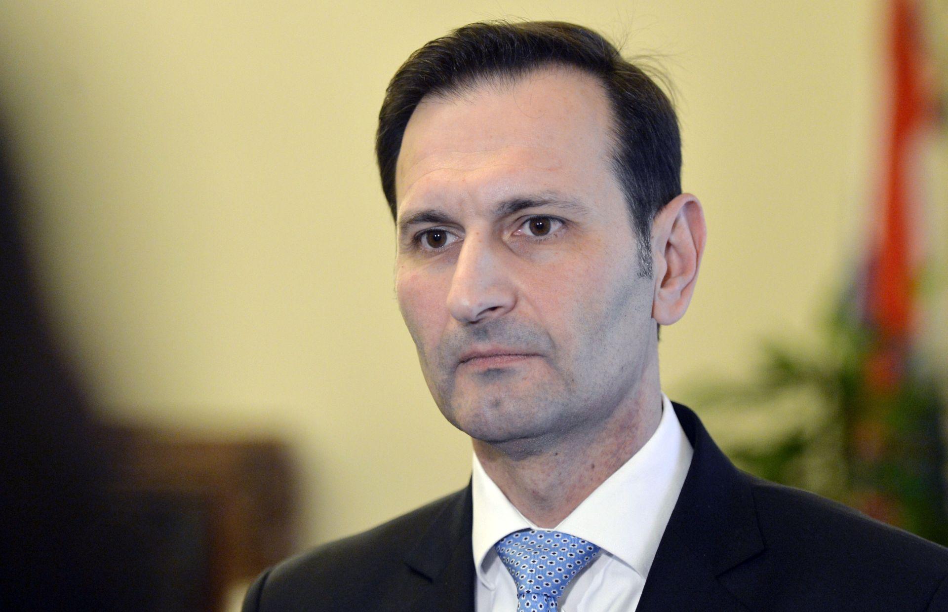 MIRO KOVAČ 'Ispravljamo propuste bivše Vlade'