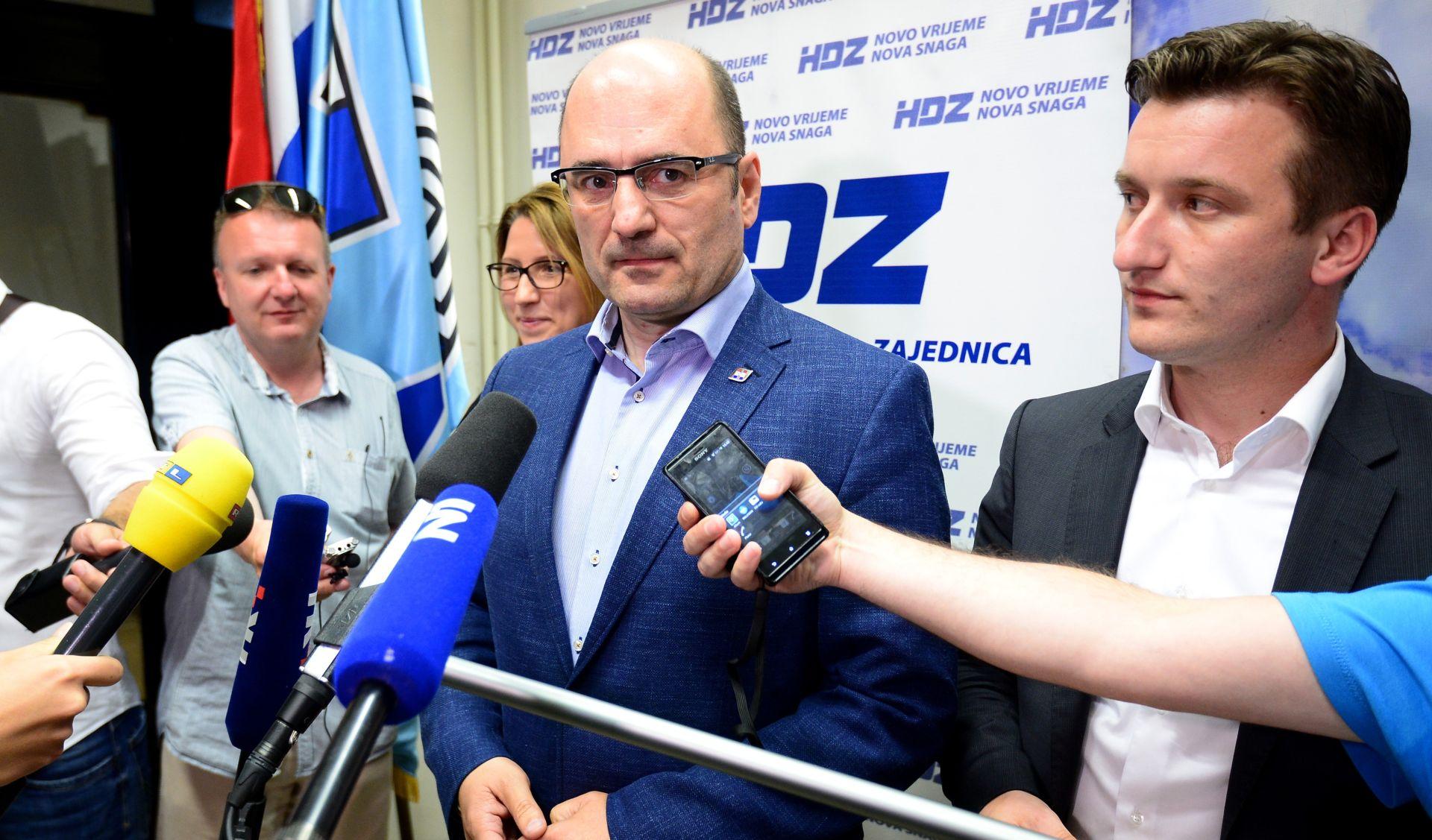 MILIJAN BRKIĆ 'Neću se kandidirati za predsjednika HDZ-a'