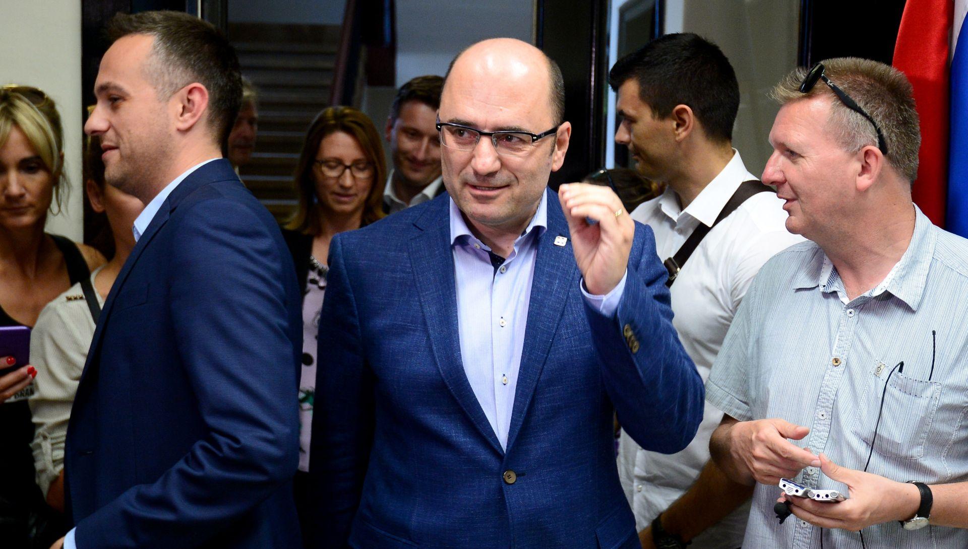 BRKIĆ 'HDZ s će s novim predsjednikom zadobiti povjerenje građana'