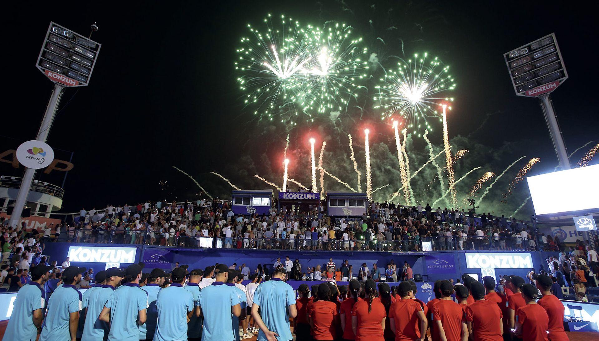 Politika i glamur na najstarijem hrvatskom teniskom turniru