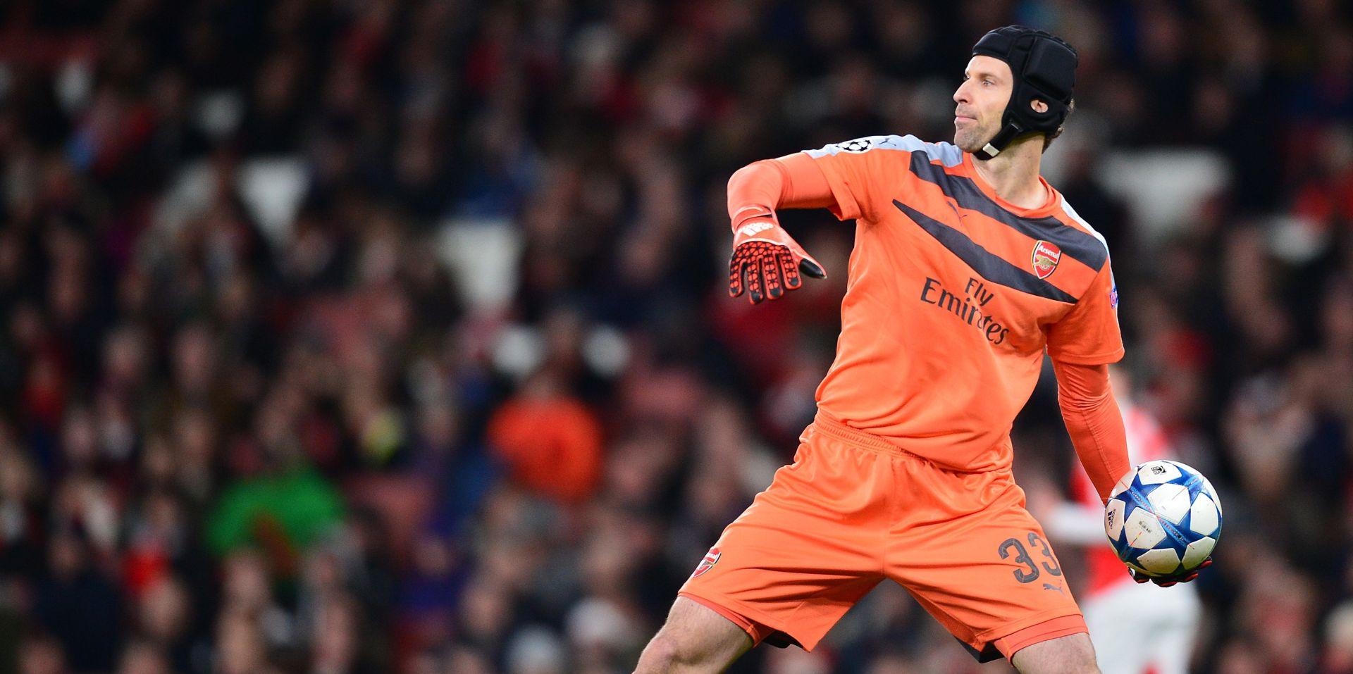 ZA ČEŠKU UPISAO 121 NASTUP Petr Cech zaključio reprezentativnu karijeru