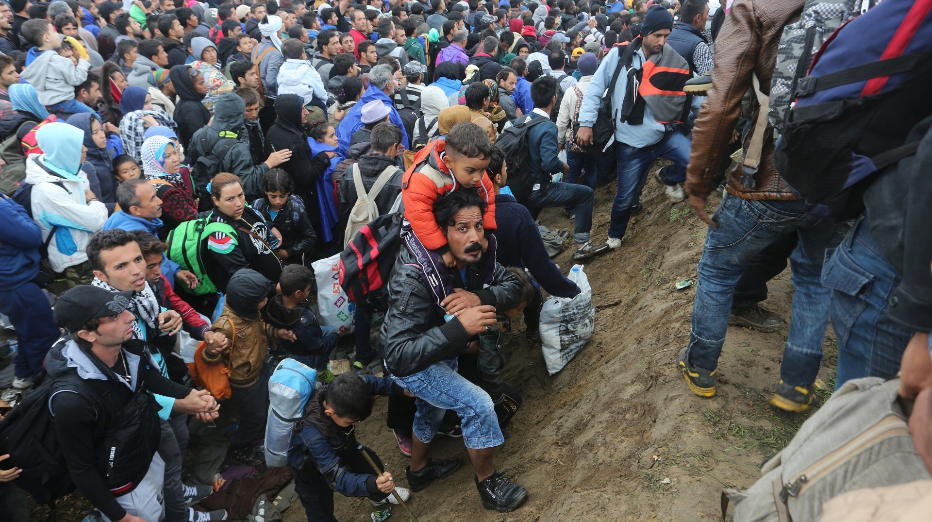 Srbijanska policija otkrila 78 ilegalnih migranata, uhićeno šest osumnjičenih krijumčara