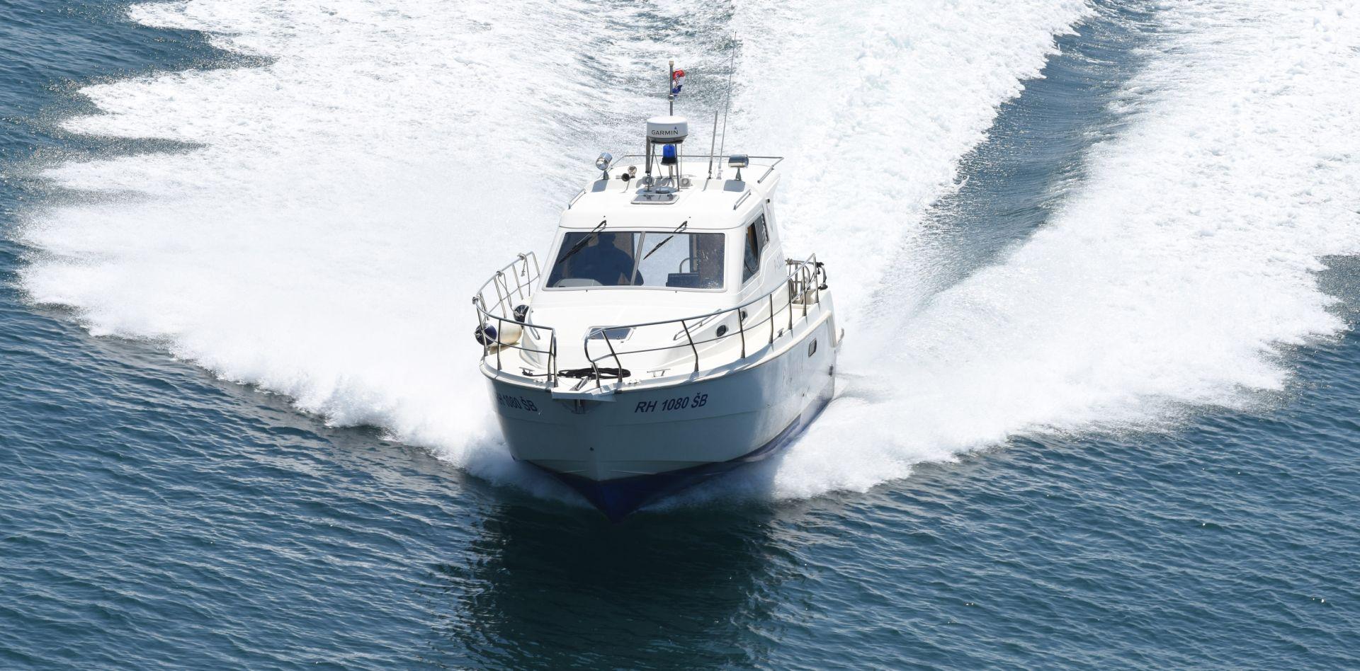 Pronađeno tijelo nestalog kupača u moru kod Murtera