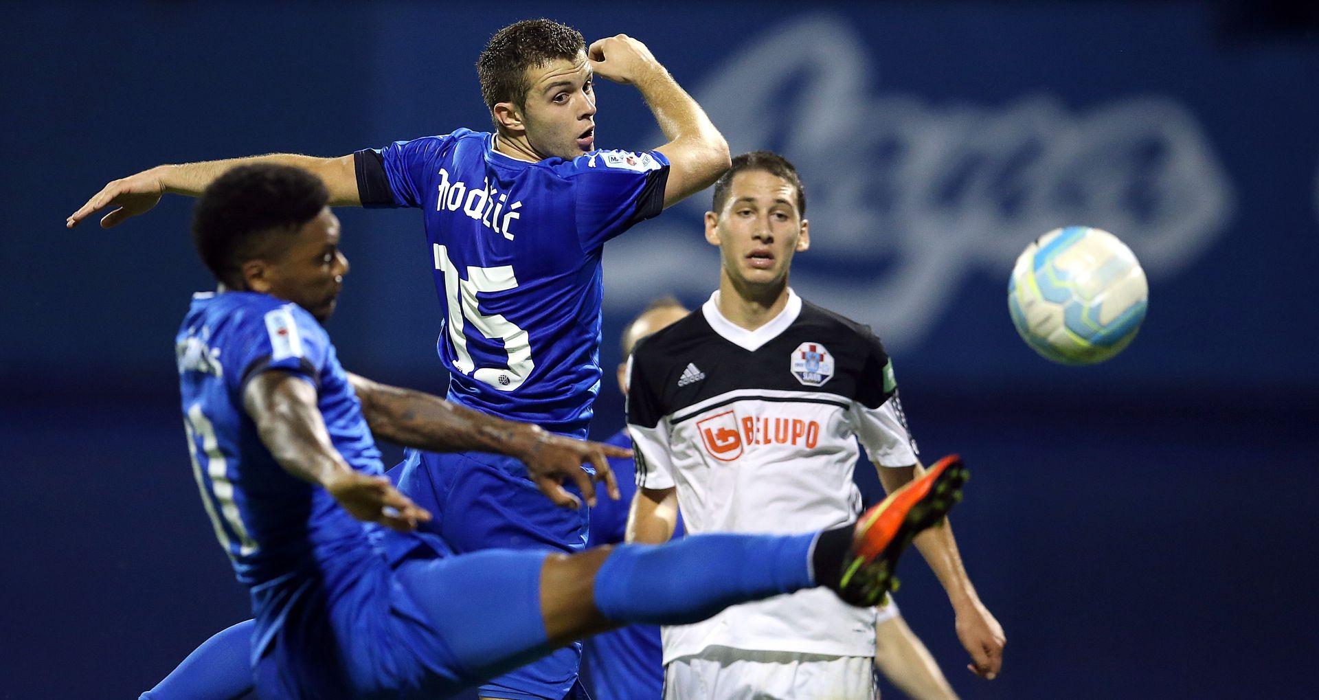 HNL: UZBUDLJIV FINIŠ NA MAKSIMIRU Slaven poveo u 93., Dinamo do boda u 94. minuti