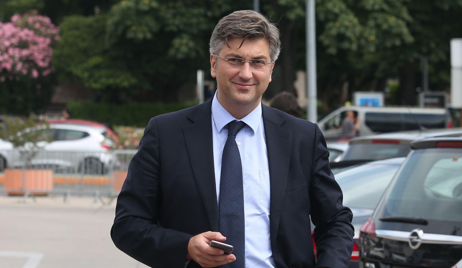 ANDREJ PLENKOVIĆ 'HDZ će biti spreman za nove izbore'
