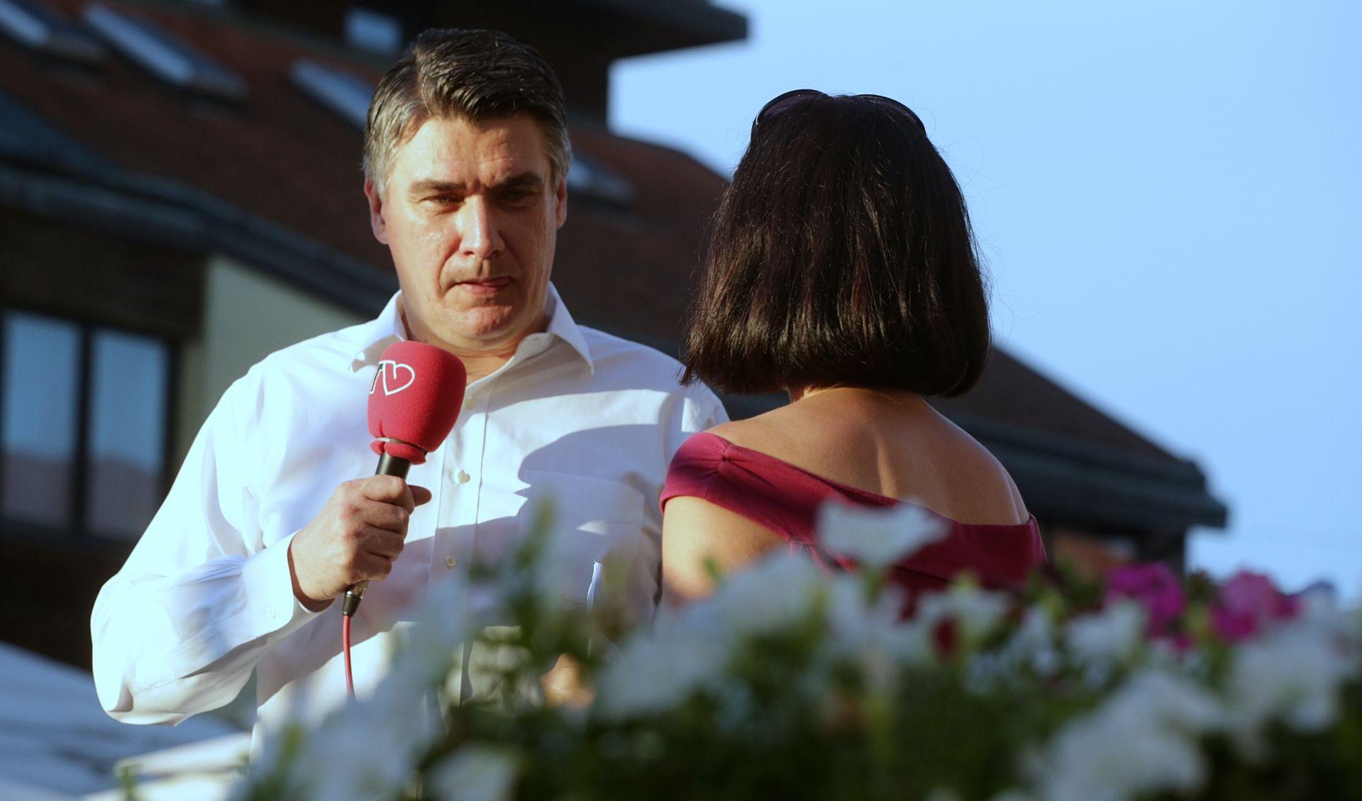 """MILANOVIĆ U ČAKOVCU """"HDZ-u ne treba vjerovati, smanjenje PDV-a obećavali su i Sanader i Karamarko"""""""