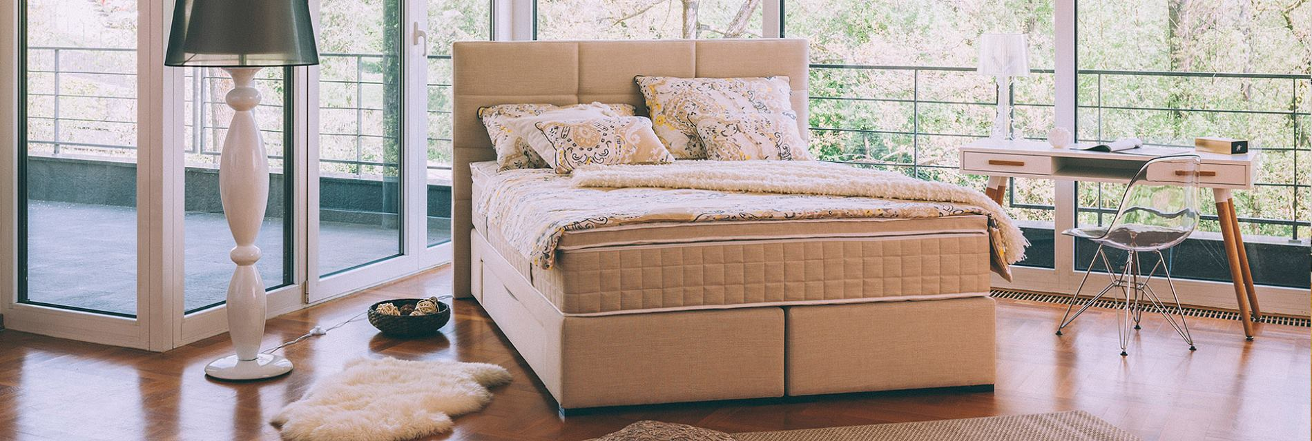 PERFECTA DREAMS Krevet New York pruža vam vrhunsku udobnost