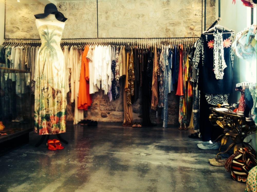 YUYU Fashion Store Hvar iznutra