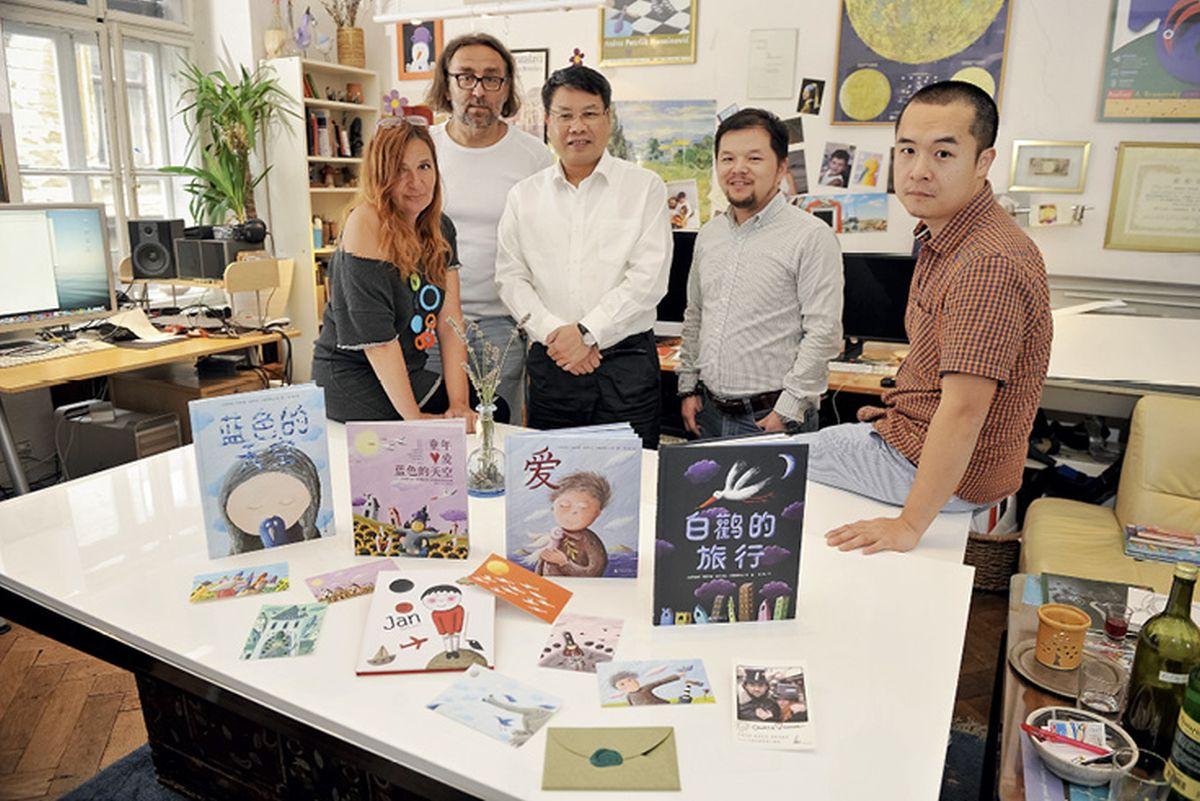 Kinezi ludi za hrvatskim dječjim knjigama