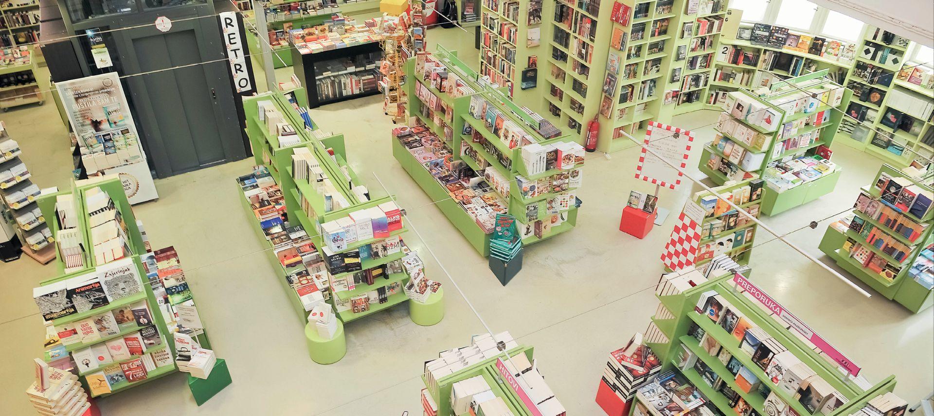 Profil napustio najveći hrvatski knjižarski lanac oprostivši mu višemilijunski dug