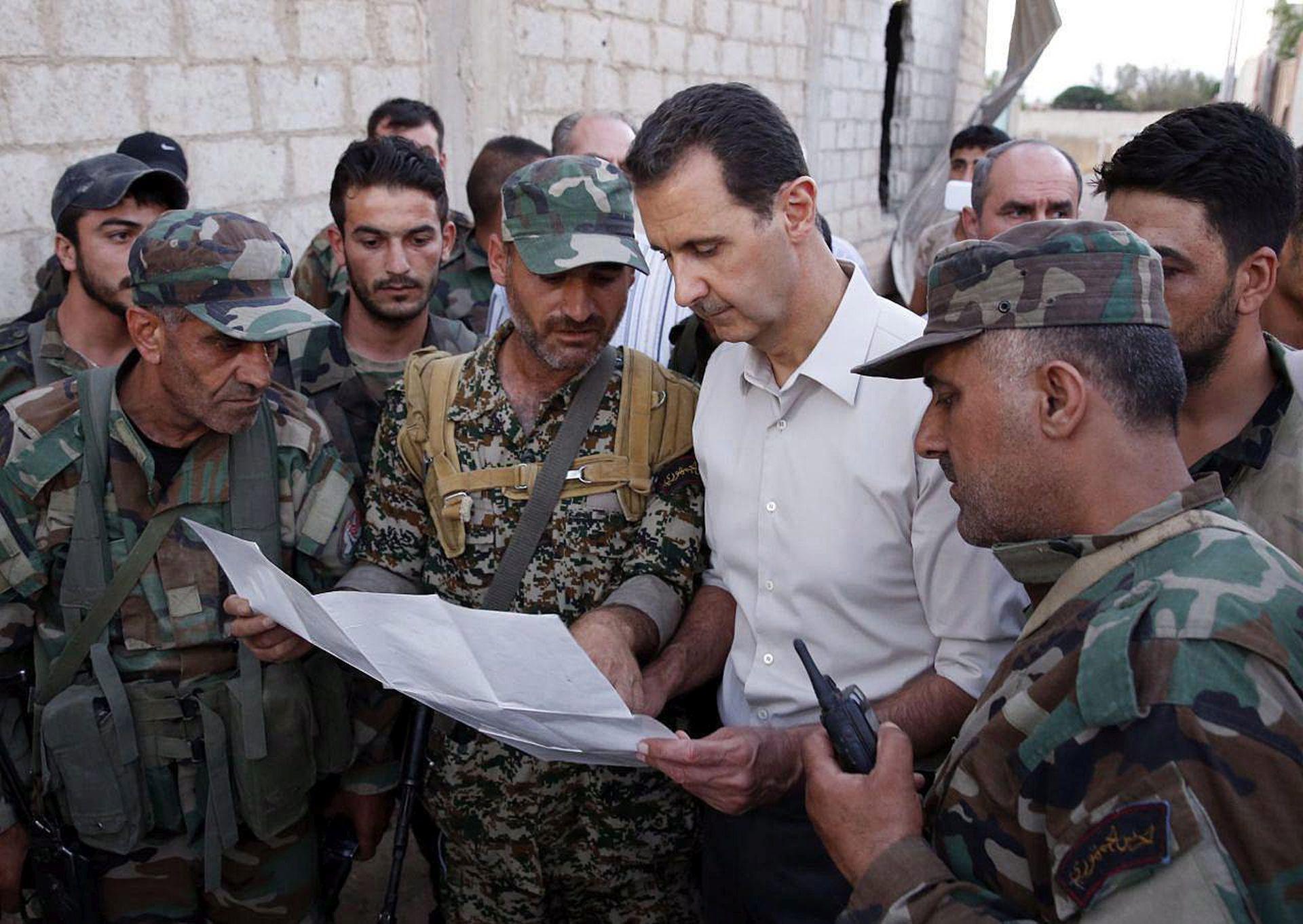 SIRIJSKI PREDSJEDNIK: Djelovanje Zapada u Siriji izaziva terorizam u Europi
