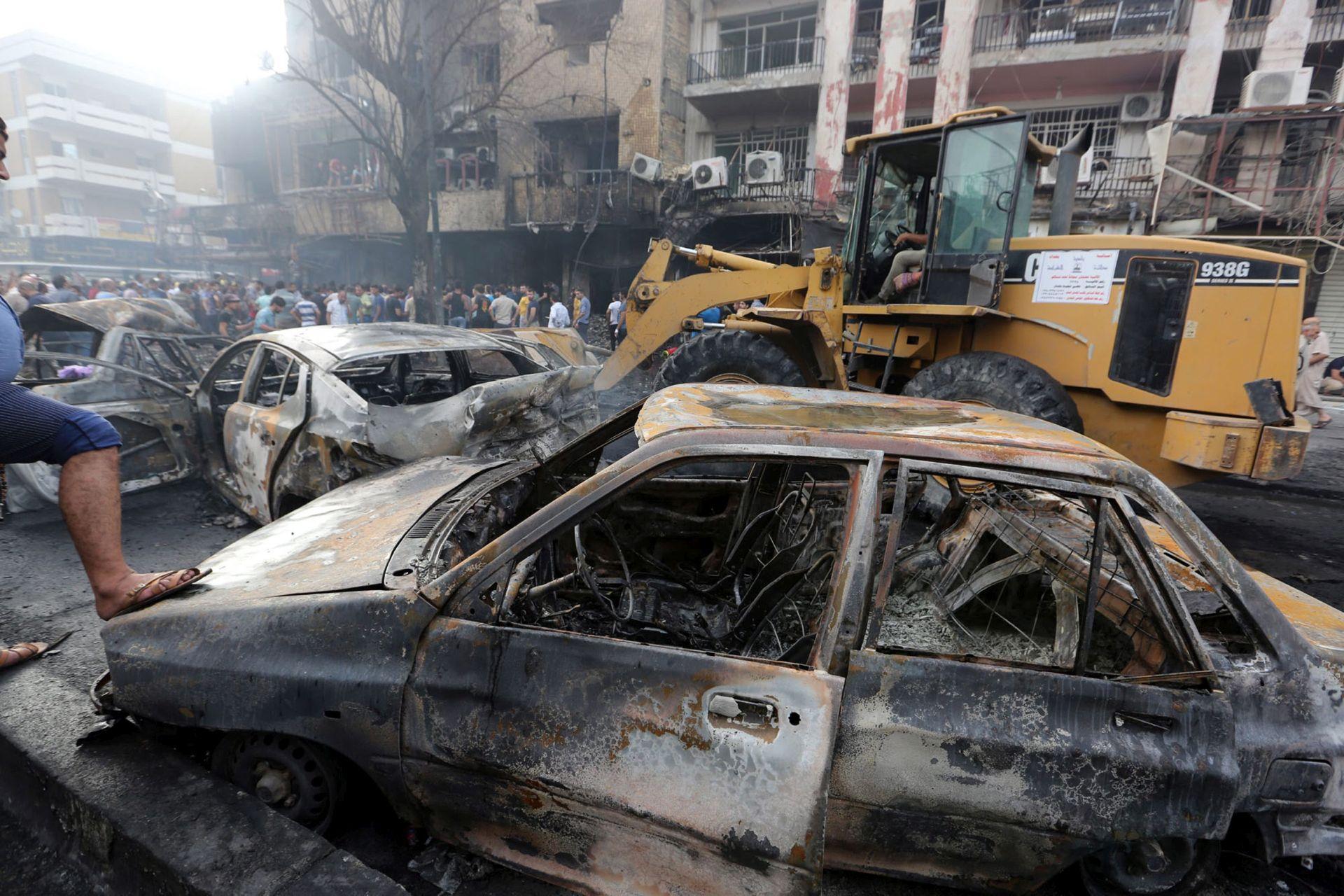 NOVI PODACI: Više od 200 mrtvih u napadu IS-a u Bagdadu