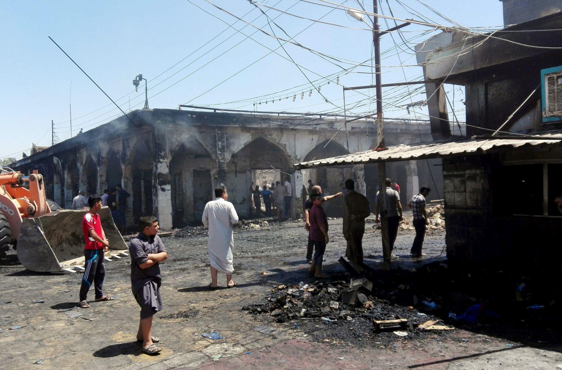 ZRAČNI NAPAD: Islamska država potvrdila da je poginuo njezin 'ministar rata'