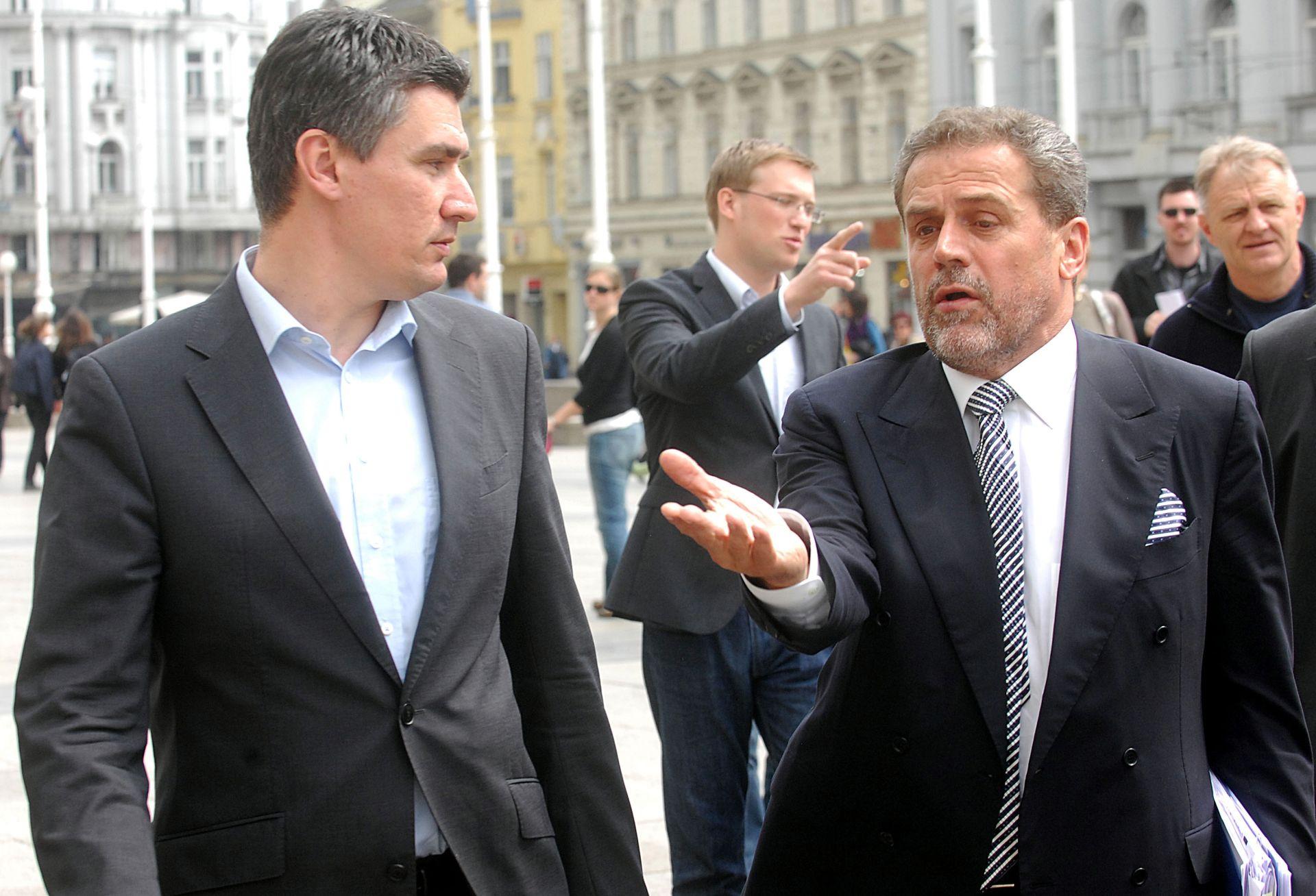 SPREMAN NA SURADNJU S SDP-om Bandić: 'I sa crnim vragom za boljitak domovine'