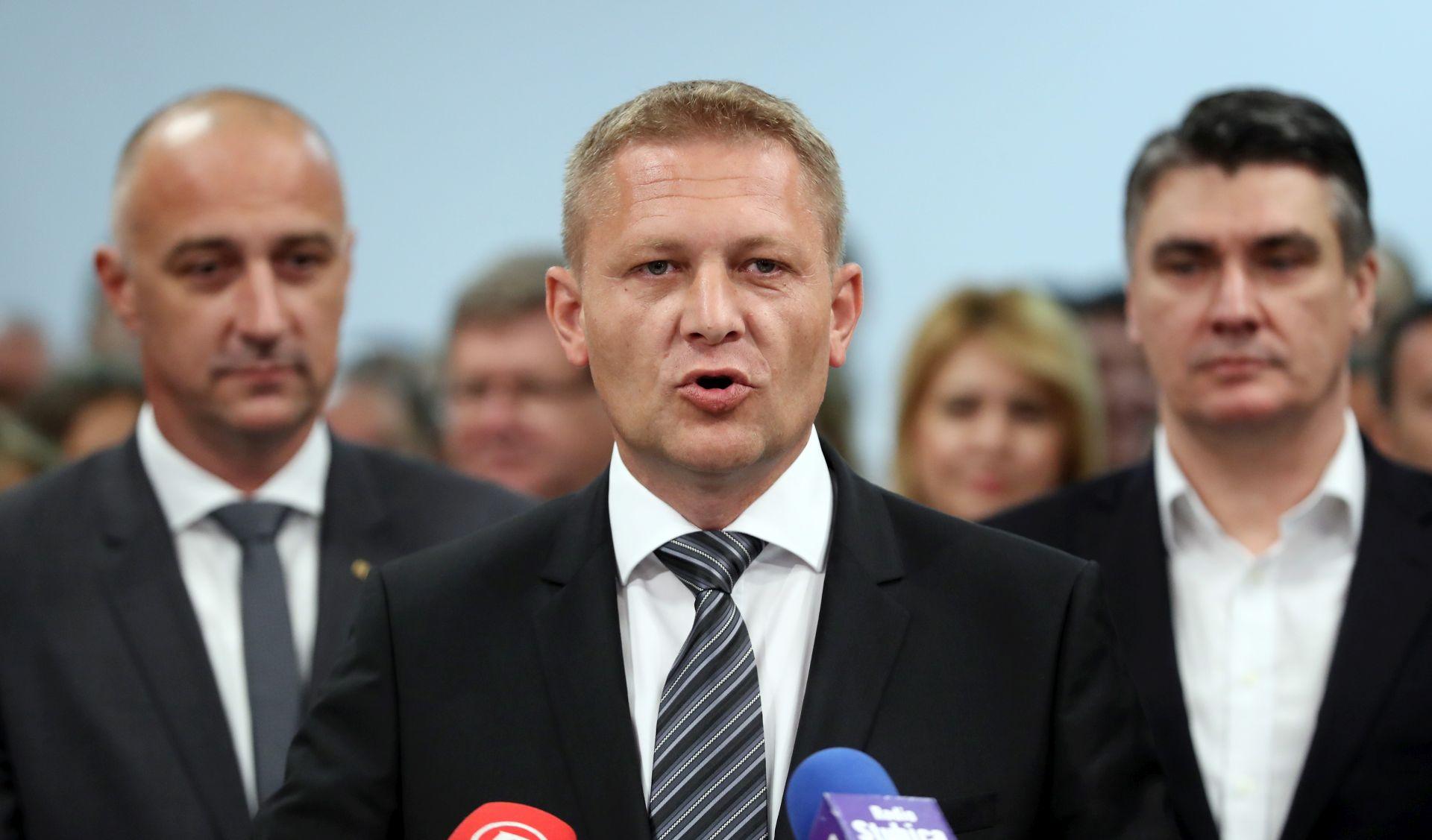 BELJAK: Glavni odbor odlučit će hoćemo li ja i potpredsjednici HSS-a biti visoko na listama