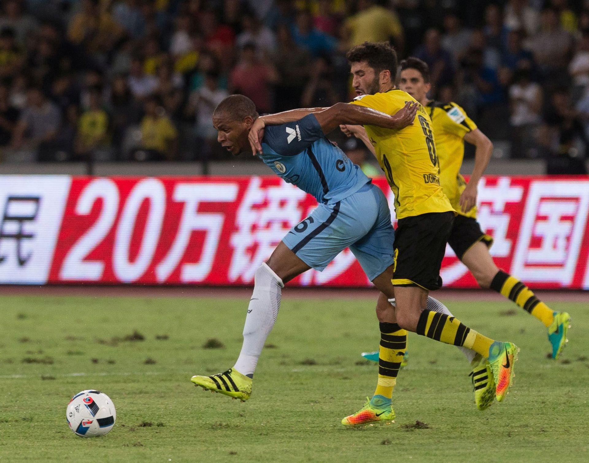 BOLJE IZVOĐENJE JEDANAESTERACA: Manchester City bolji od Borussije Dortmund