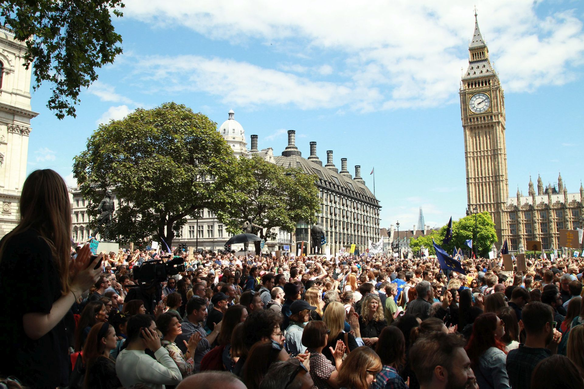 BREXIT: Britanski parlament razmotrit će peticiju za drugim referendumom