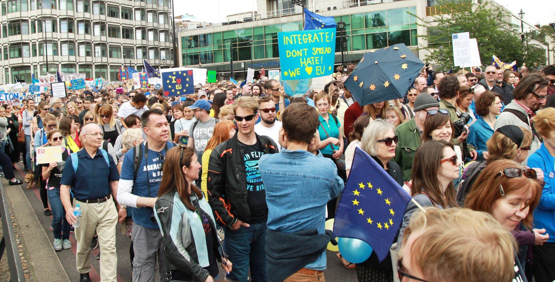 VIJEĆE EUROPE: Brexit izazvao eksploziju govora mržnje u Europi