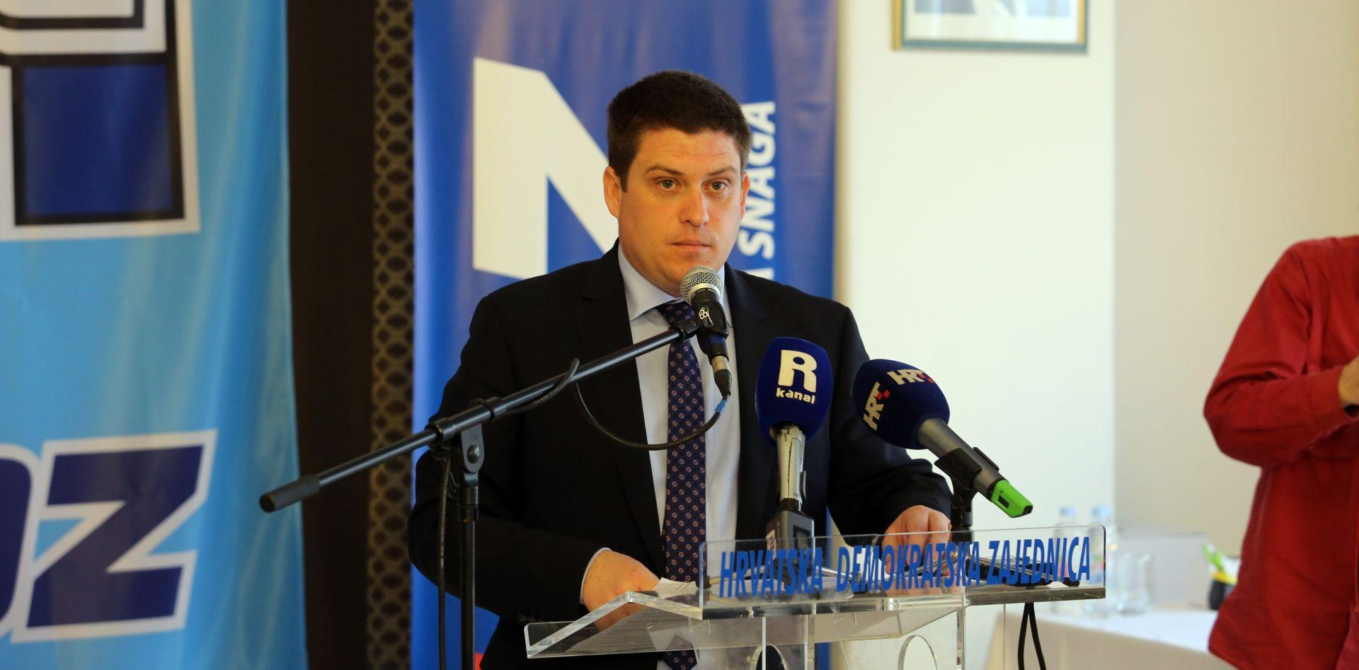 BUTKOVIĆ: 35.000 potpisa je velika podrška HDZ-ovog članstva Plenkoviću