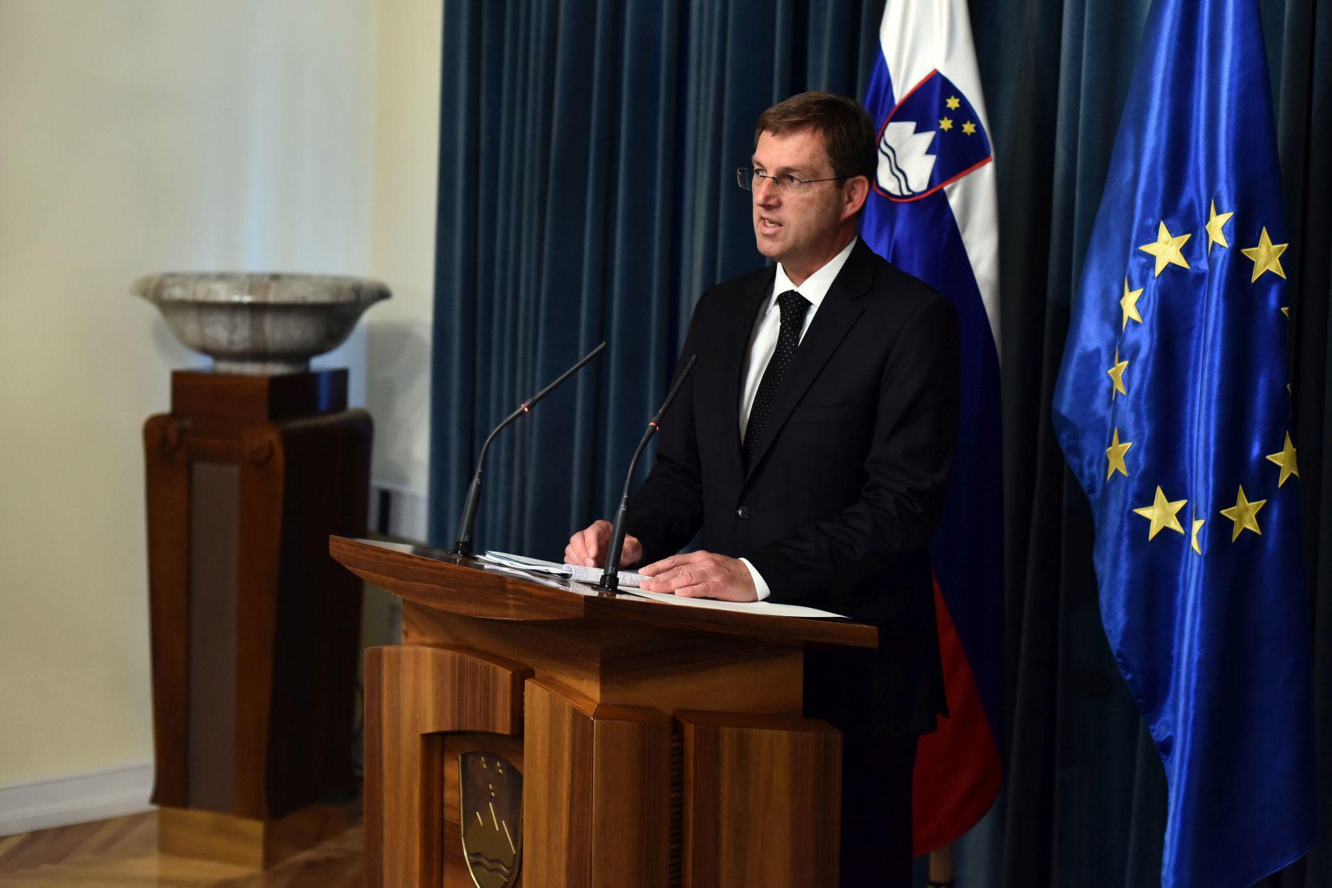 MIRO CERAR: Interpelacija oporbe protiv slovenske vlade je neutemeljena