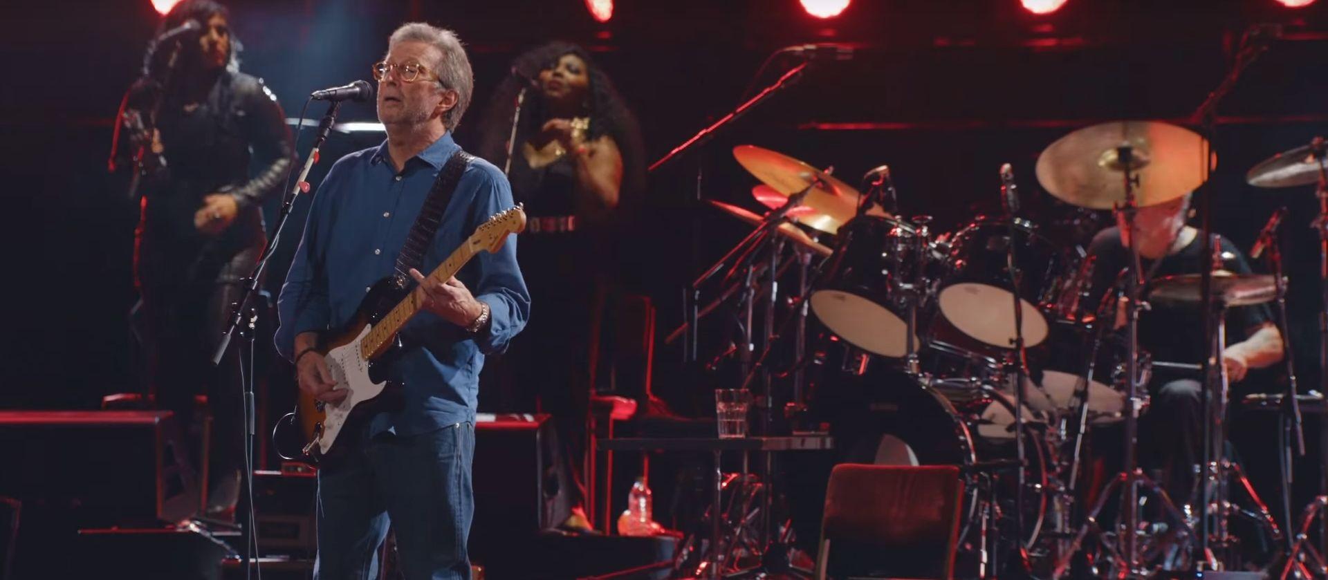 LEGENDA S LEGENDAMA Eric Clapton gostuje na novom albumu Rolling Stonesa