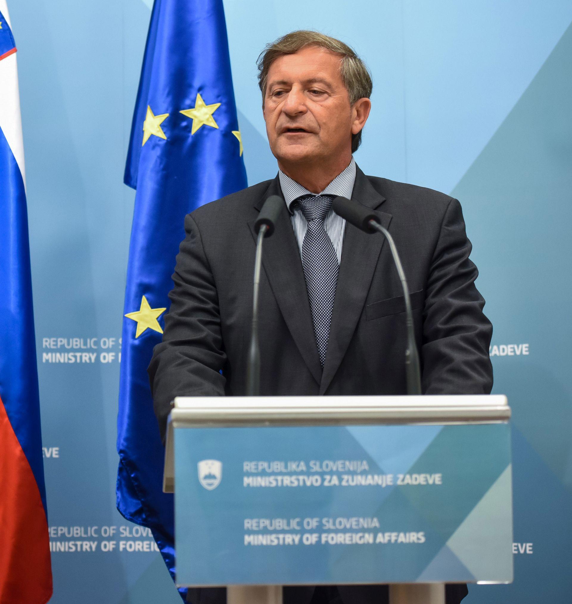 ERJAVEC 'Neriješena granična pitanja ključni izazov za stabilnost Balkana'