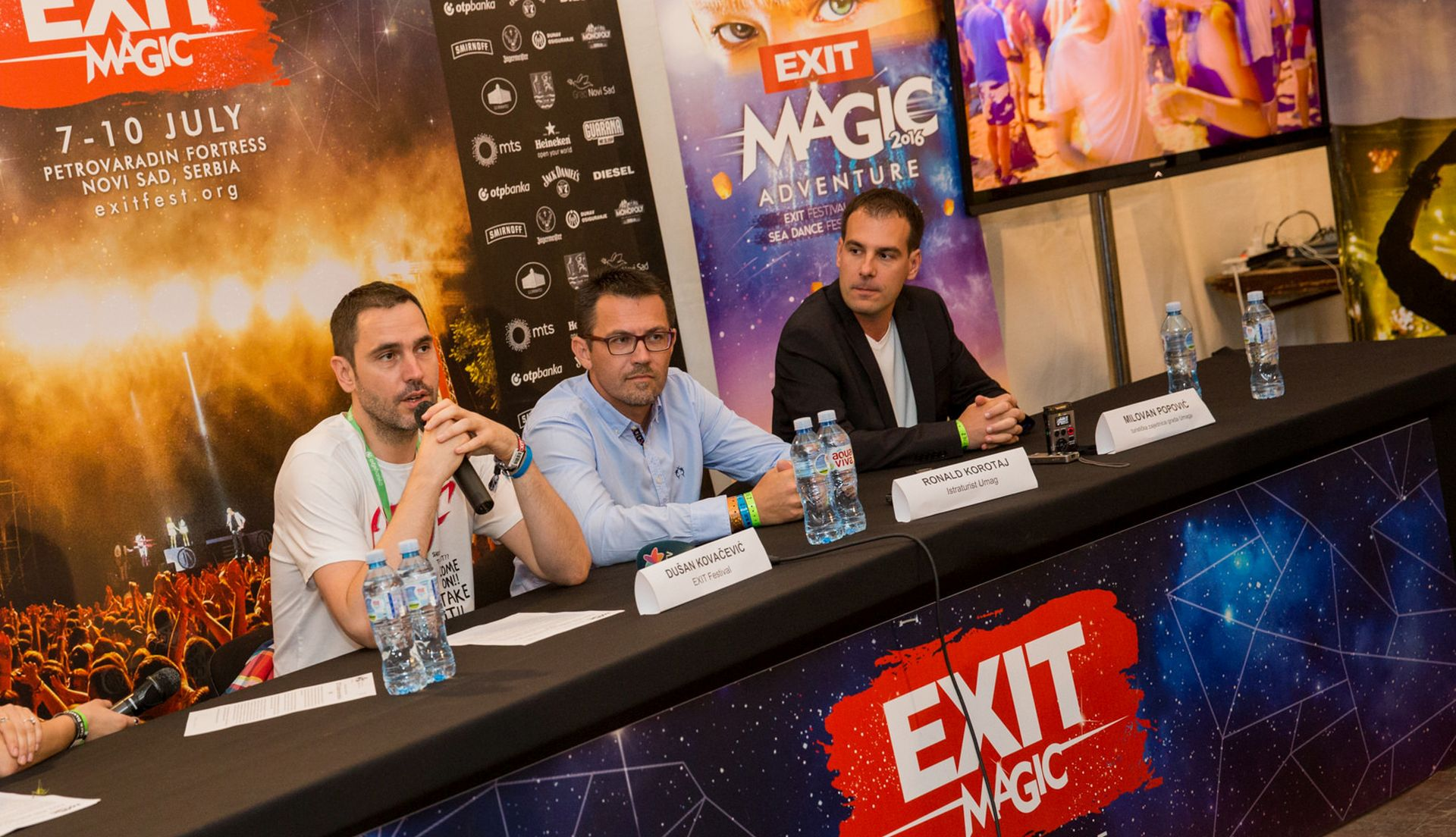 EXIT širi festivalsku mrežu na Hrvatsku