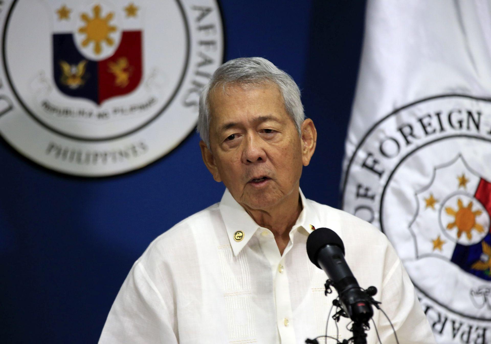 FILIPINI ODBILI PONUDU KINE: Neće zanemariti arbitražnu odluku