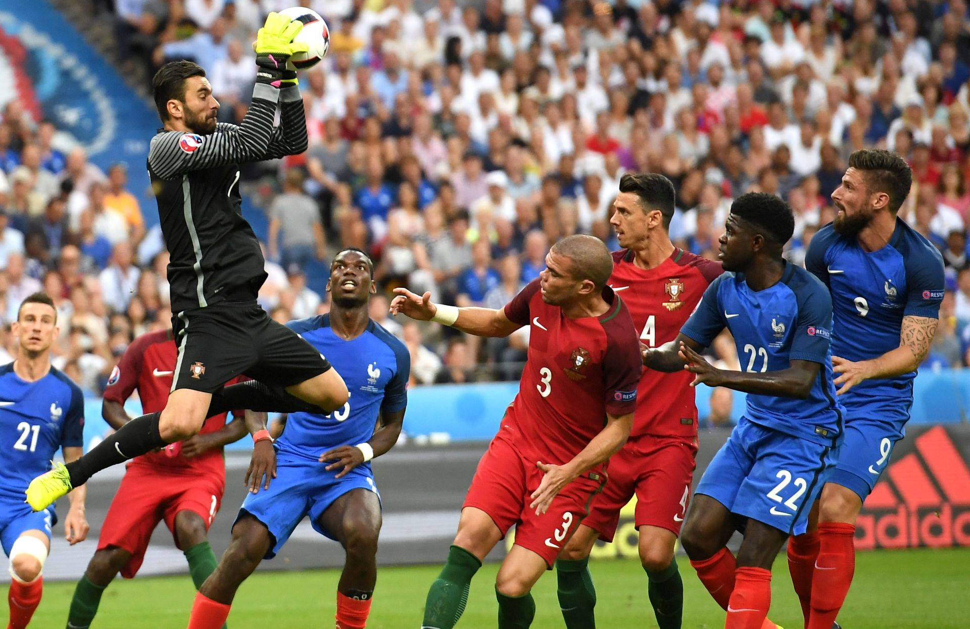 UŽIVO BITKA ZA NASLOV: Portugal je prvak Europe