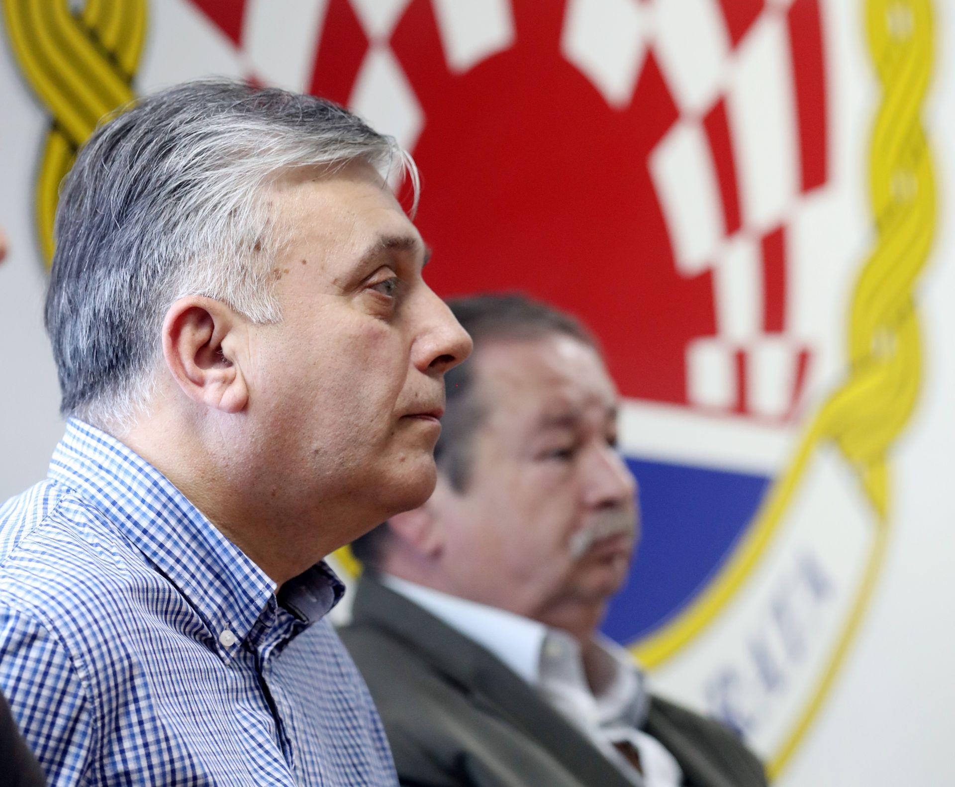 REAKCIJA NA OTVARANJE POGLAVLJA Glogoški: 'Okrenuli su leđa Domovinskom ratu'