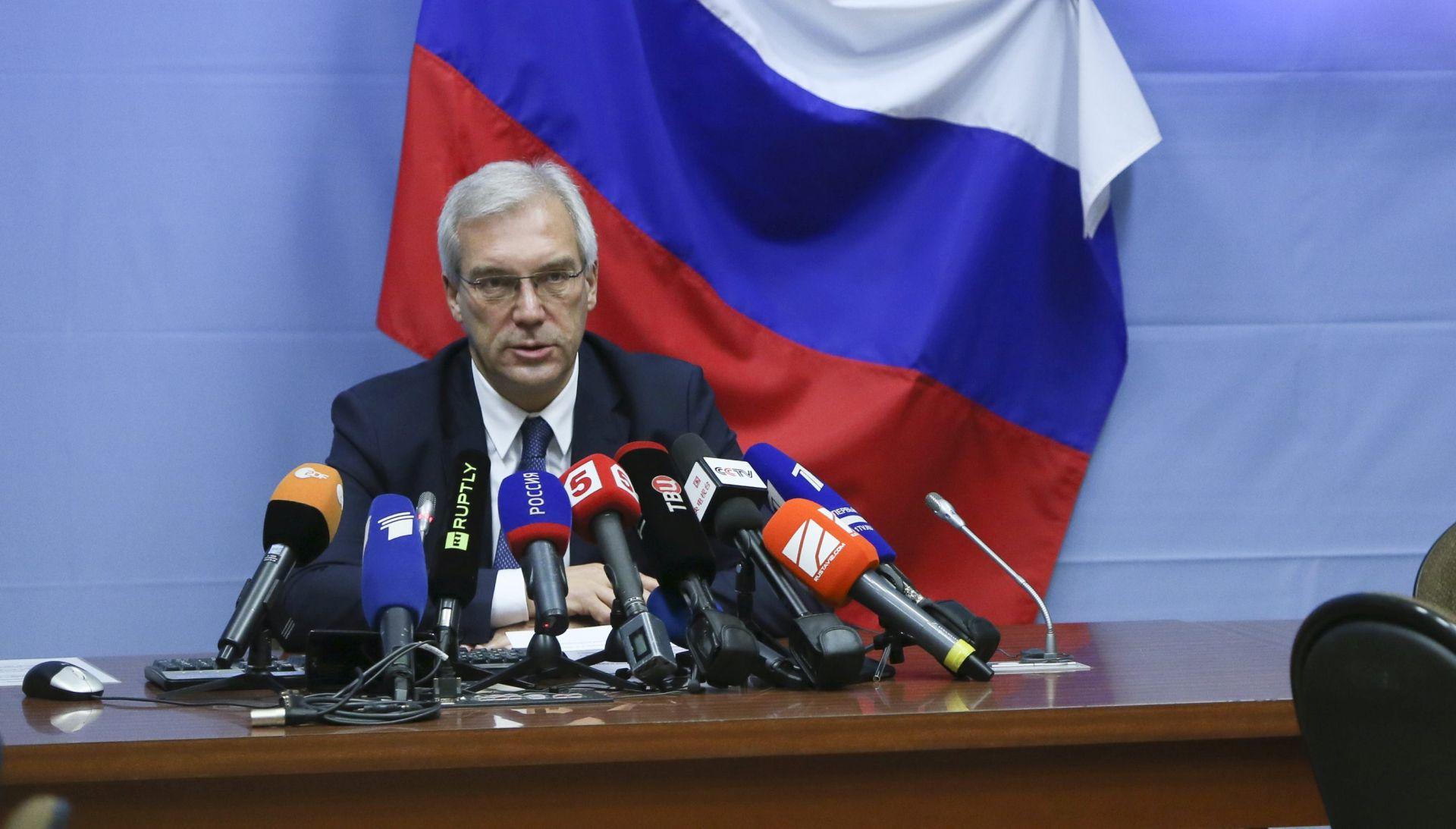 UGROŽAVANJE SIGURNOSTI: Nakon optužbi NATO-a Rusija spremna uključiti transpondere u zračnom prometu