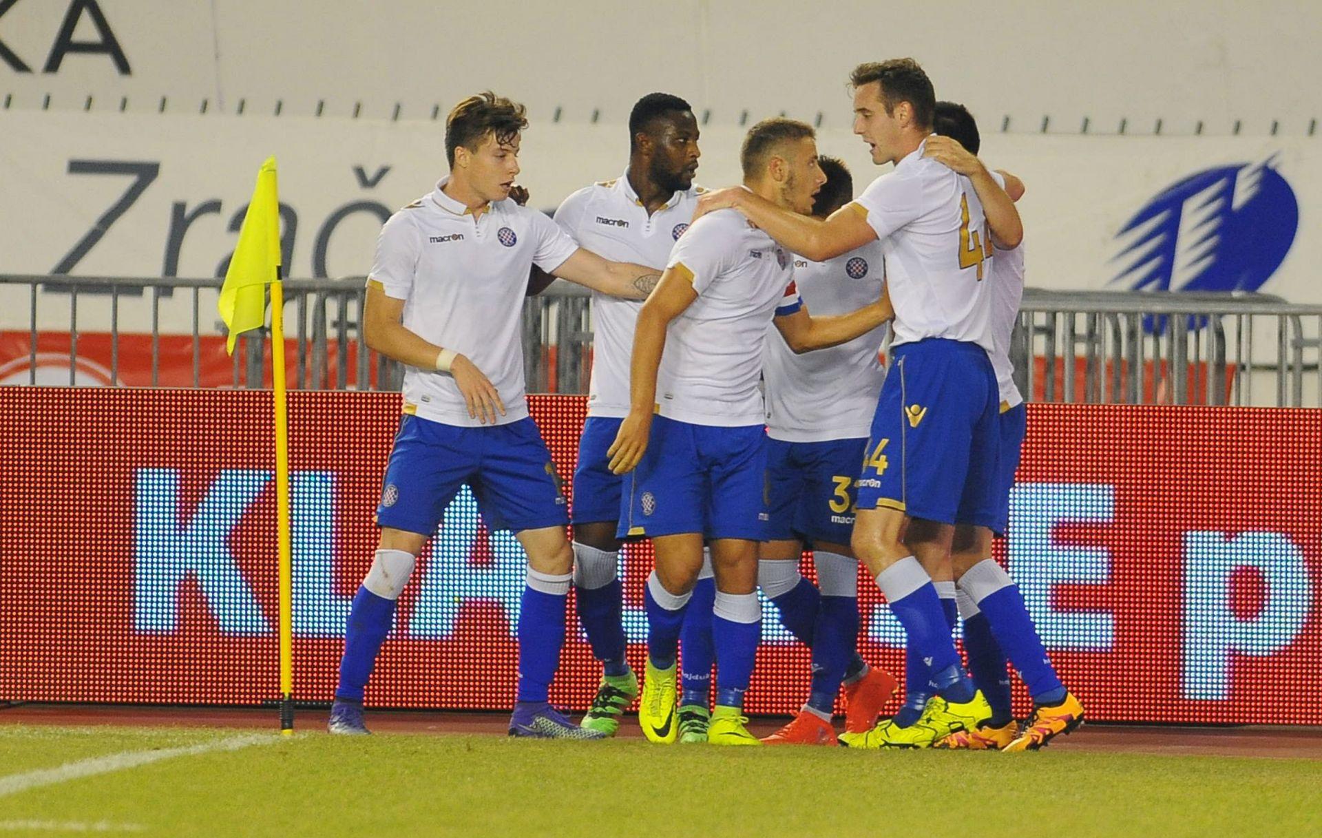 EUROPSKA LIGA: Oleksandrija – Hajduk 0-3