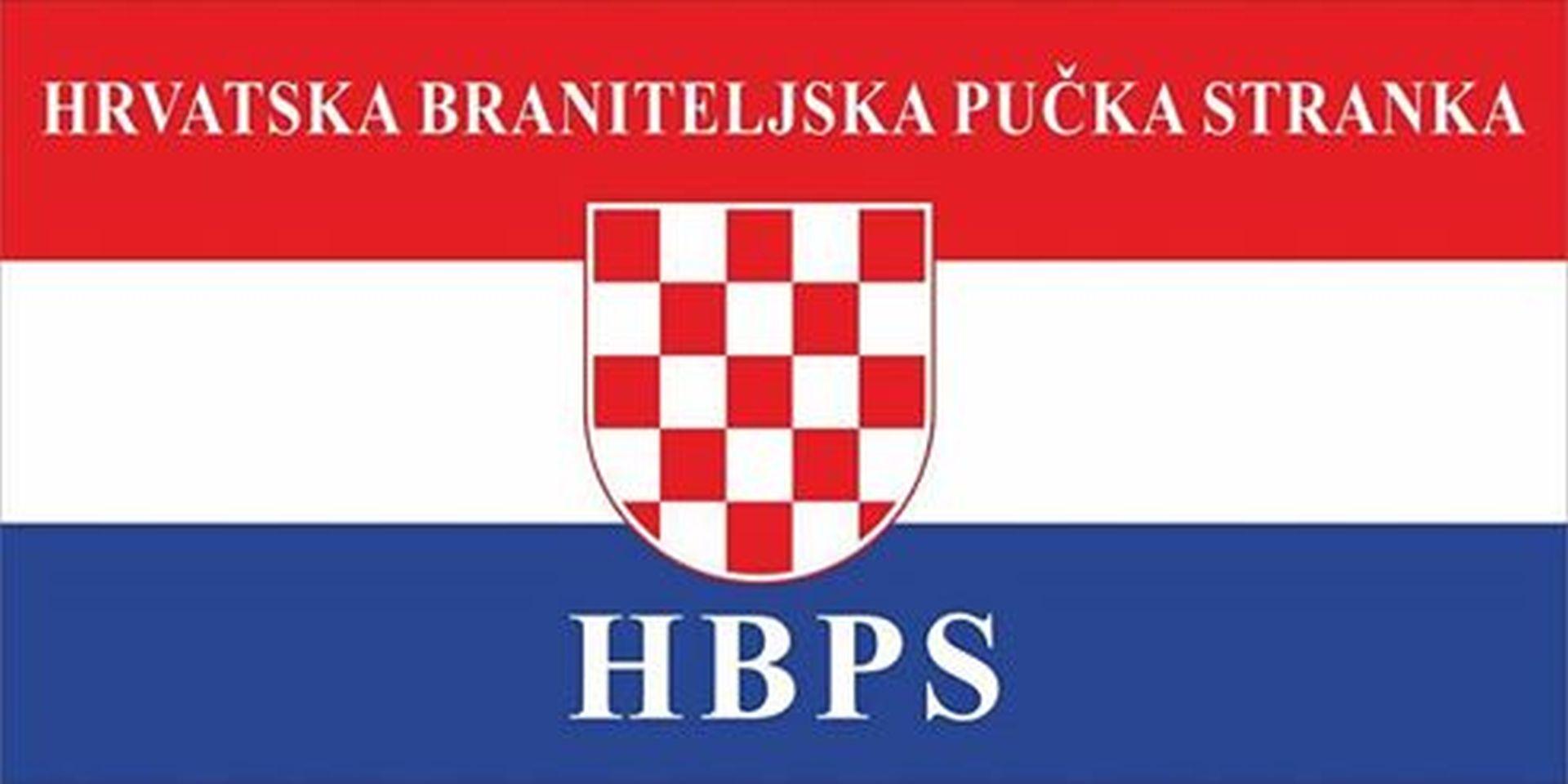 Osnovana Hrvatska braniteljska pučka stranka (HPBS)