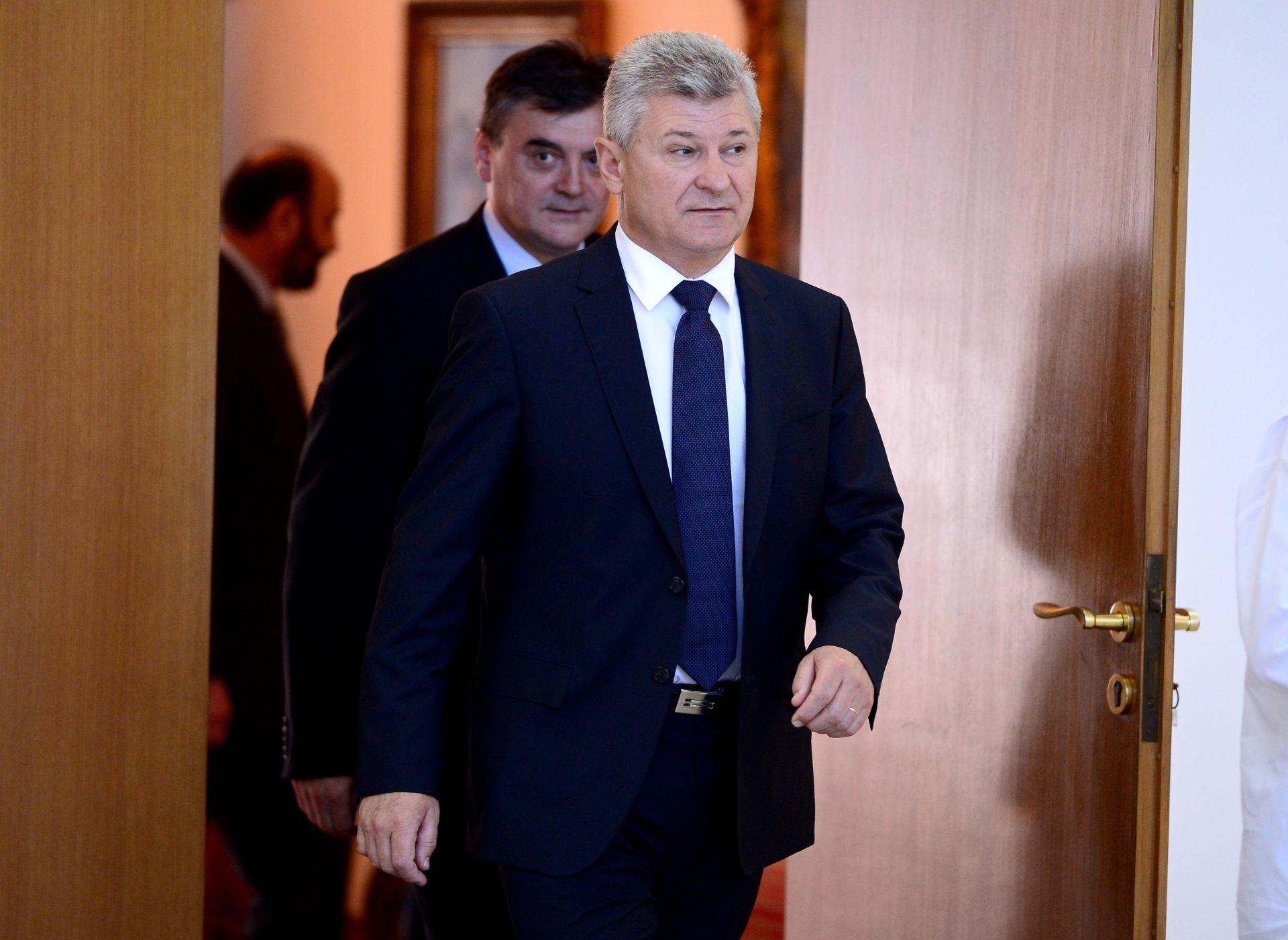 Hrg: Ja u koaliciju sa SDP-om neću, pa mi smo aktivno skupljali potpise za Markićkin referendum