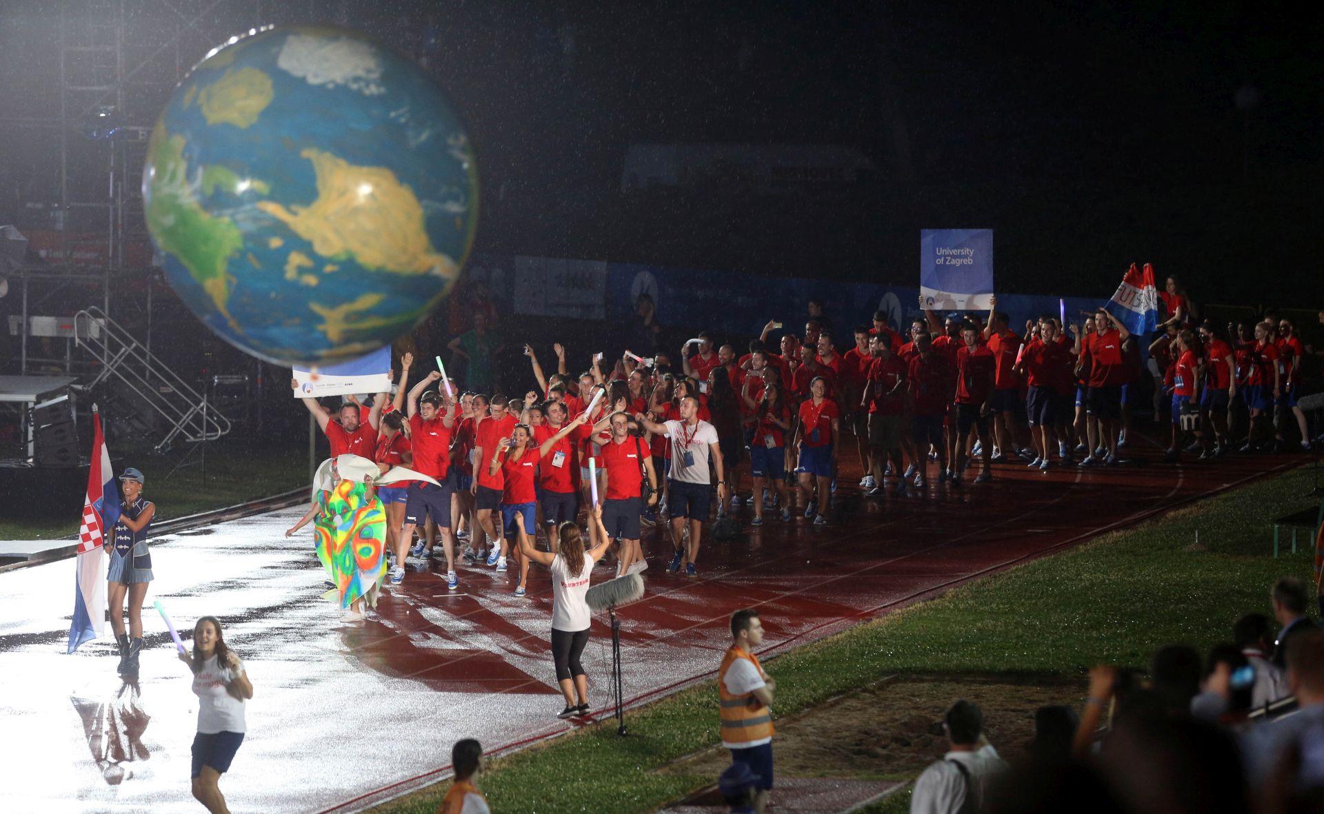 U Zagrebu otvorene treće Europske sveučilišne igre
