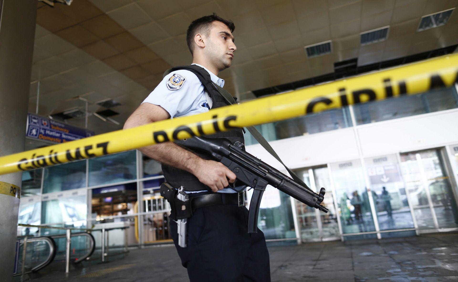 JOŠ SEDAM UHIĆENJA: Povezanost s napadom na zračnu luku u Istanbulu