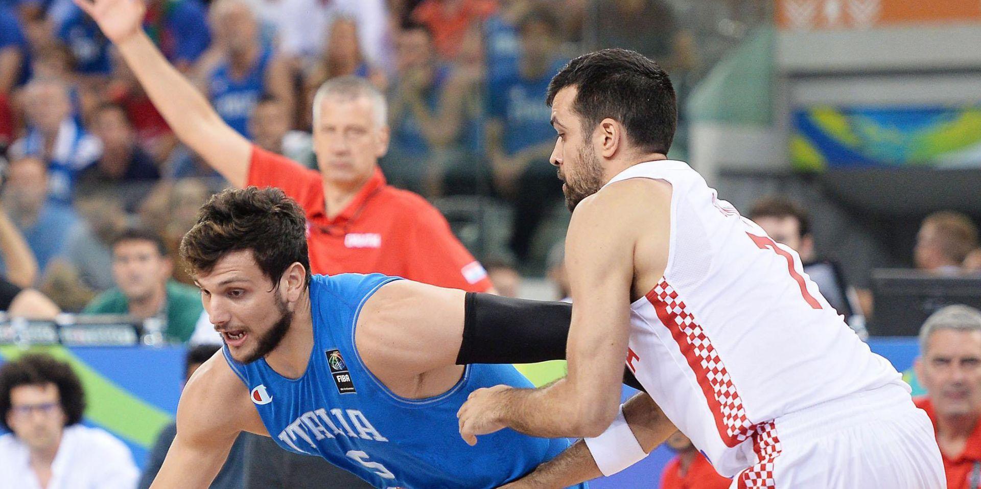 IZBORILI PUT U RIO: Hrvatski košarkaši idu na Olimpijske igre