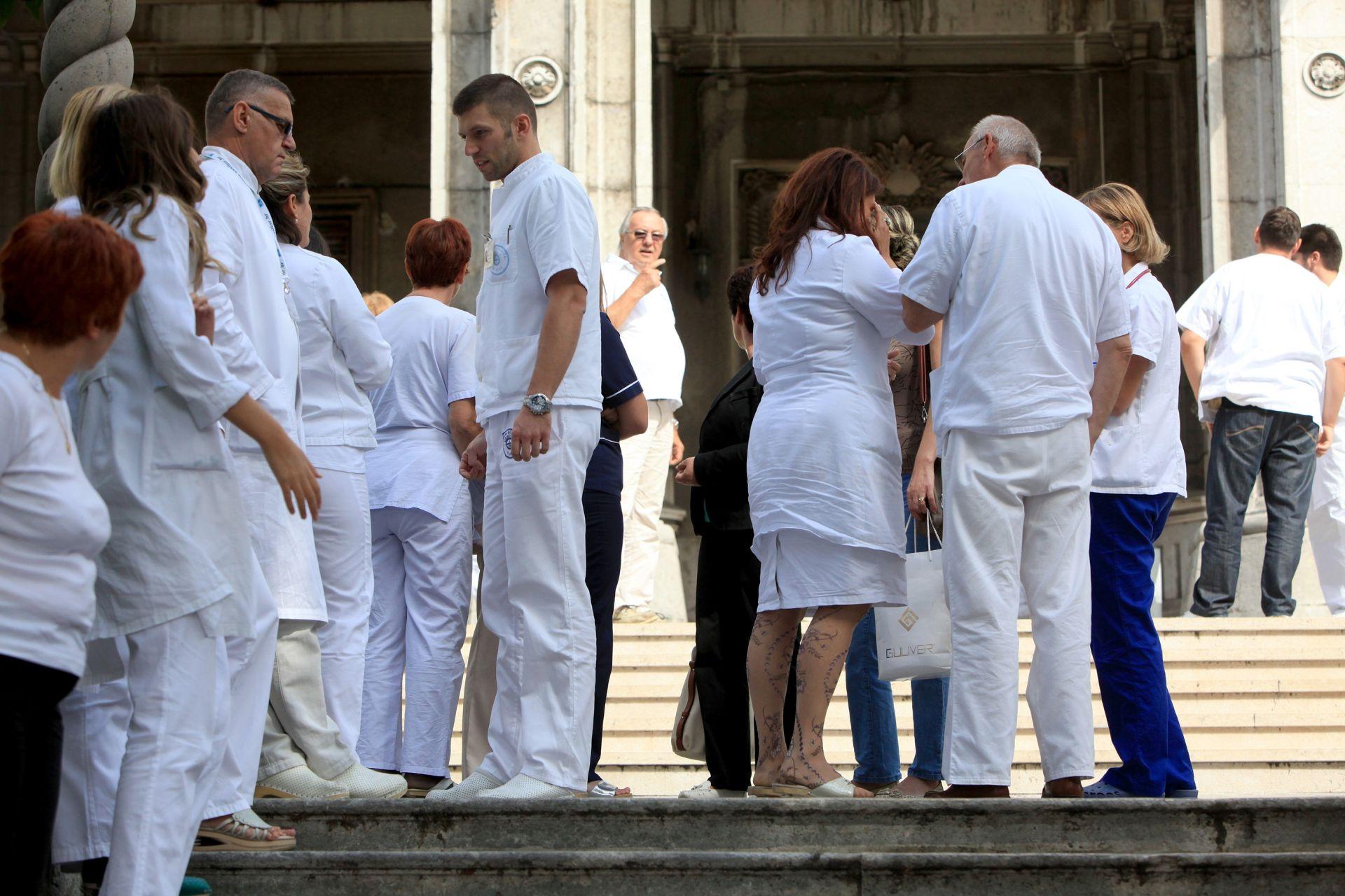 HUBOL: Tražimo hitnu zaštitu liječnika
