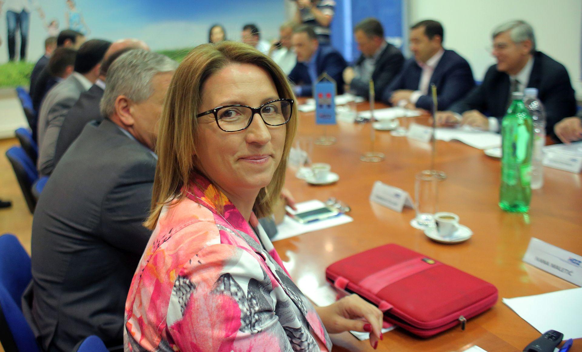 IVANA MALETIĆ: Hrvatska mora aktivirati neaktiviranu imovinu i resurse
