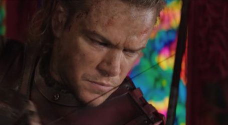 VIDEO: NOVI FILMSKI SPEKTAKL Matt Damon u borbi protiv drevnih kineskih čudovišta