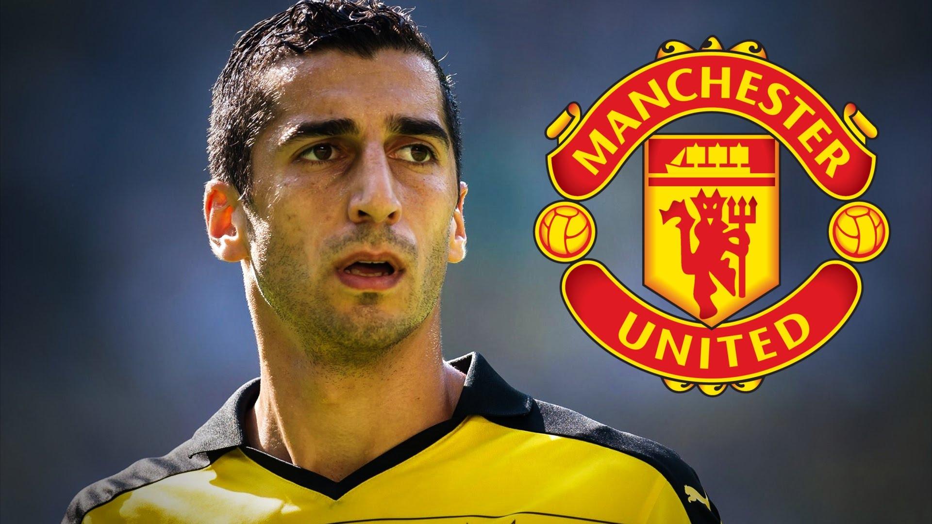 VIDEO: Armenski napadač Mkhitaryan novo pojačanje Manchester Uniteda