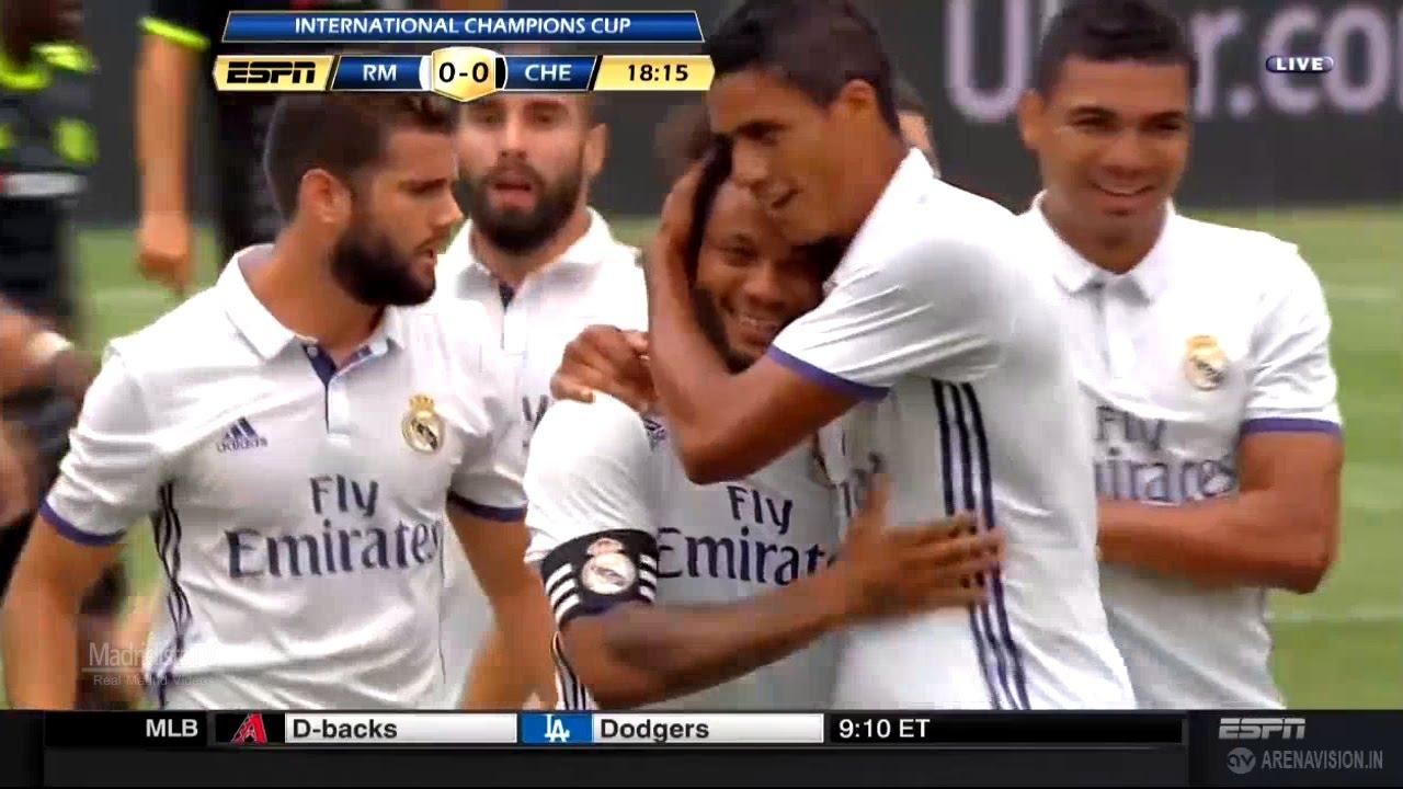 VIDEO: IGRALI PRED VIŠE OD 105 TISUĆA LJUDI Real slavio protiv Chelseaja