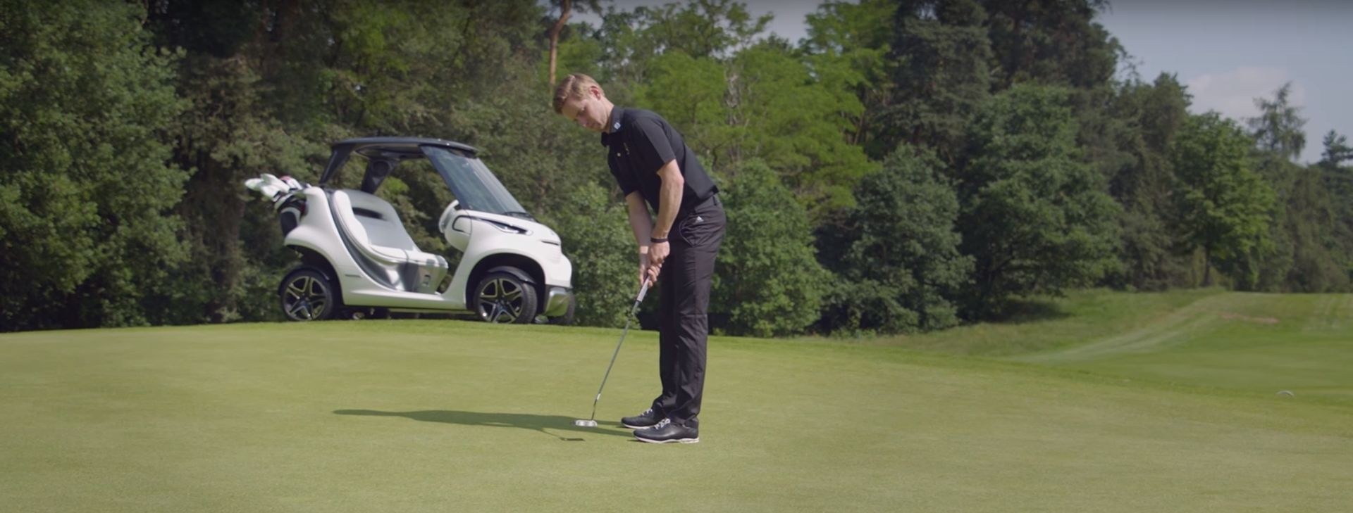 VIDEO: Mercedes i Garia proizveli 'najbolje golf vozilo u povijesti'