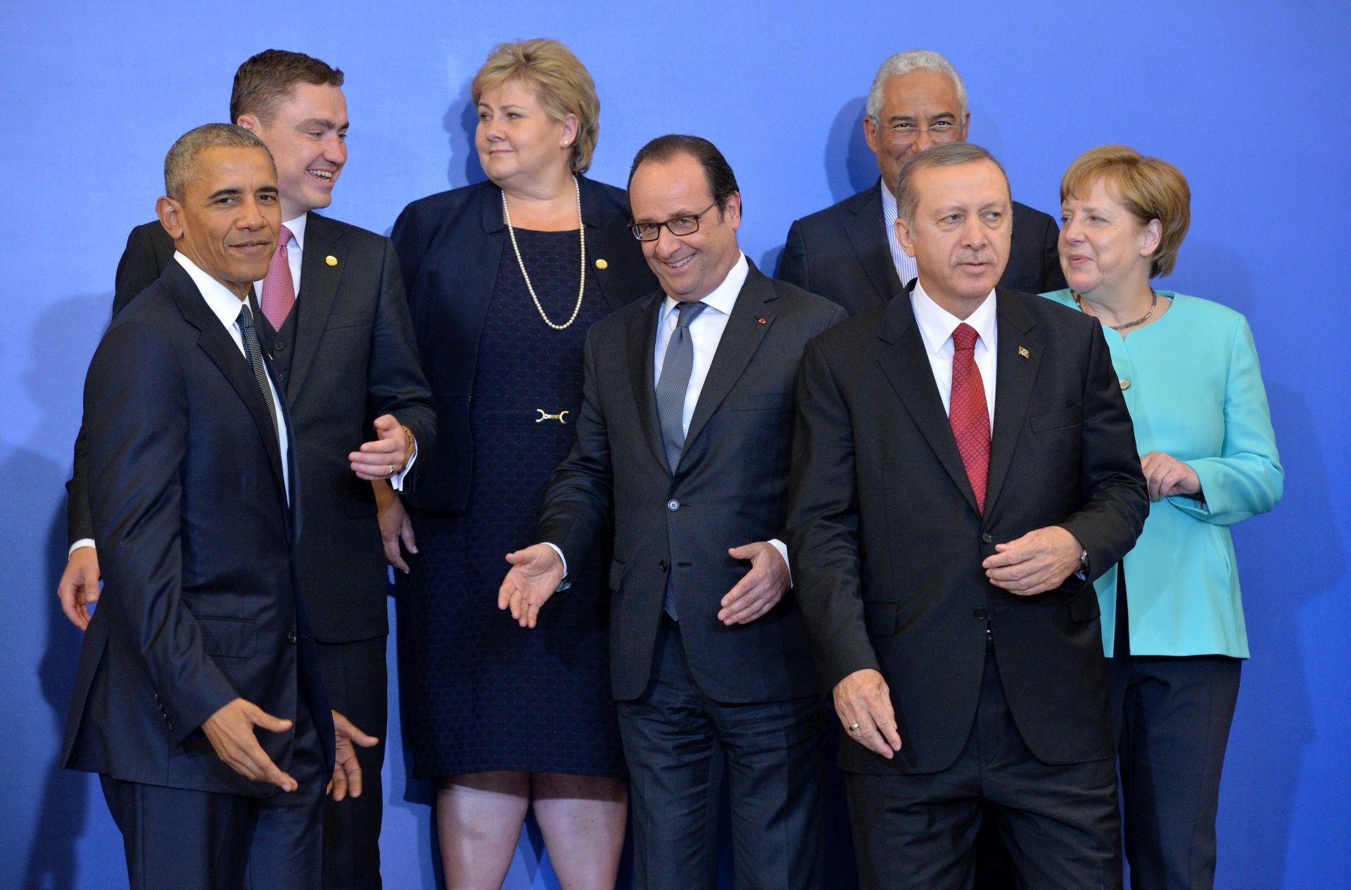 SUKOB ANKARE I BERLINA: Predsjednik Bundestaga zaprijetio povlačenjem postrojbi