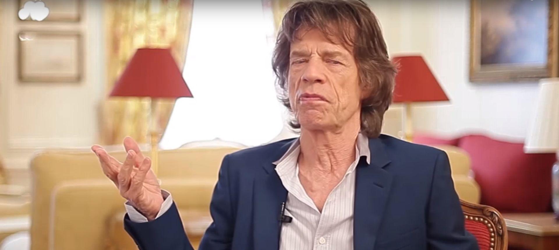Mick Jagger u 73. godini postaje otac osmi put