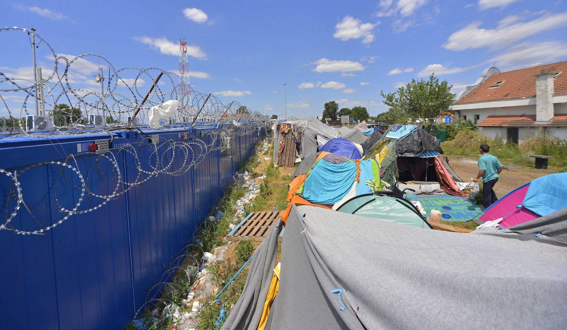 UN i NGO: Zabrinutost zbog mađarskih mjera prema migrantima