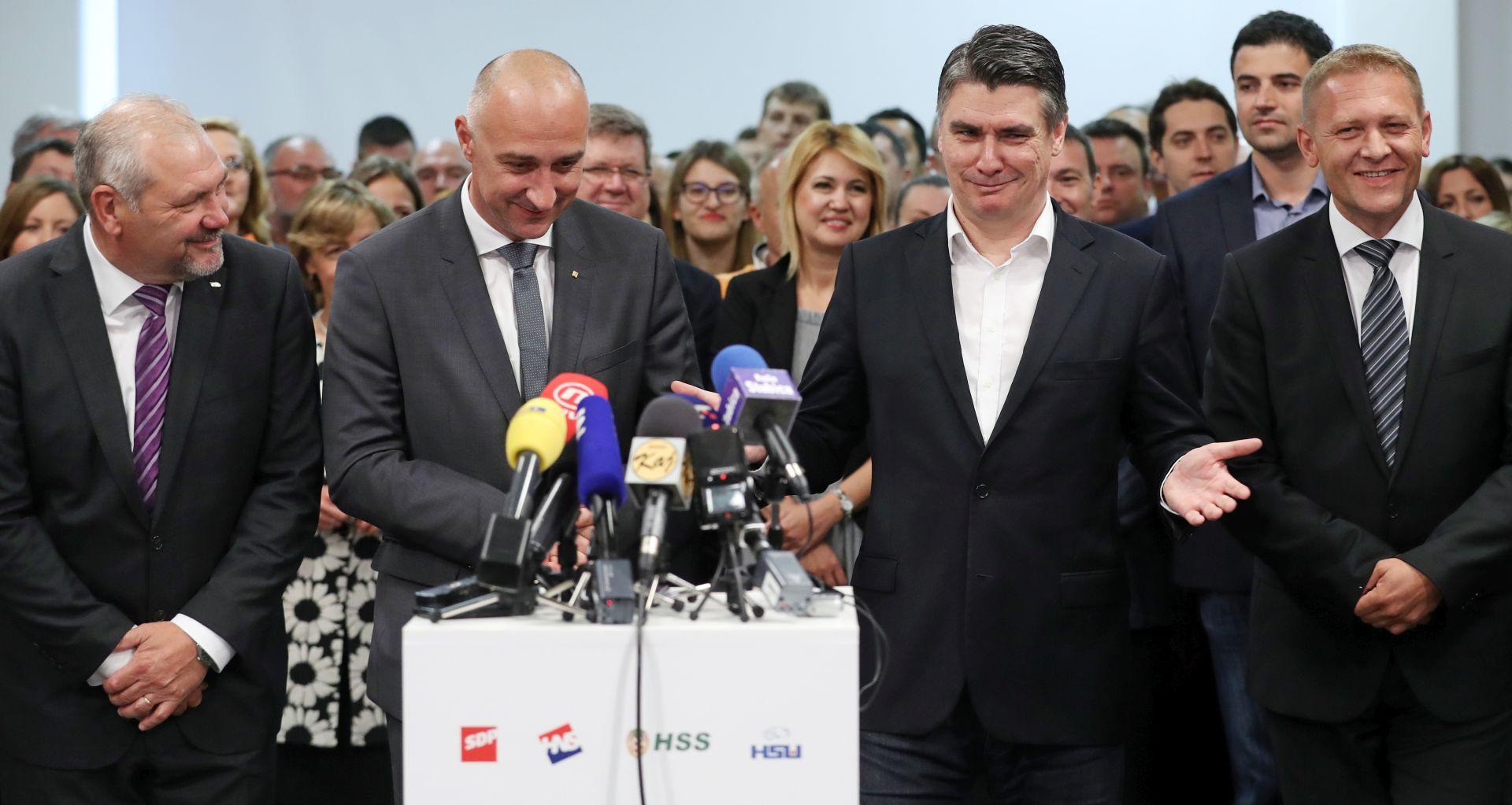'PROGRESIVNA HRVATSKA': Narodna koalicija potpisala sporazum o zajedničkom izlasku na izbore