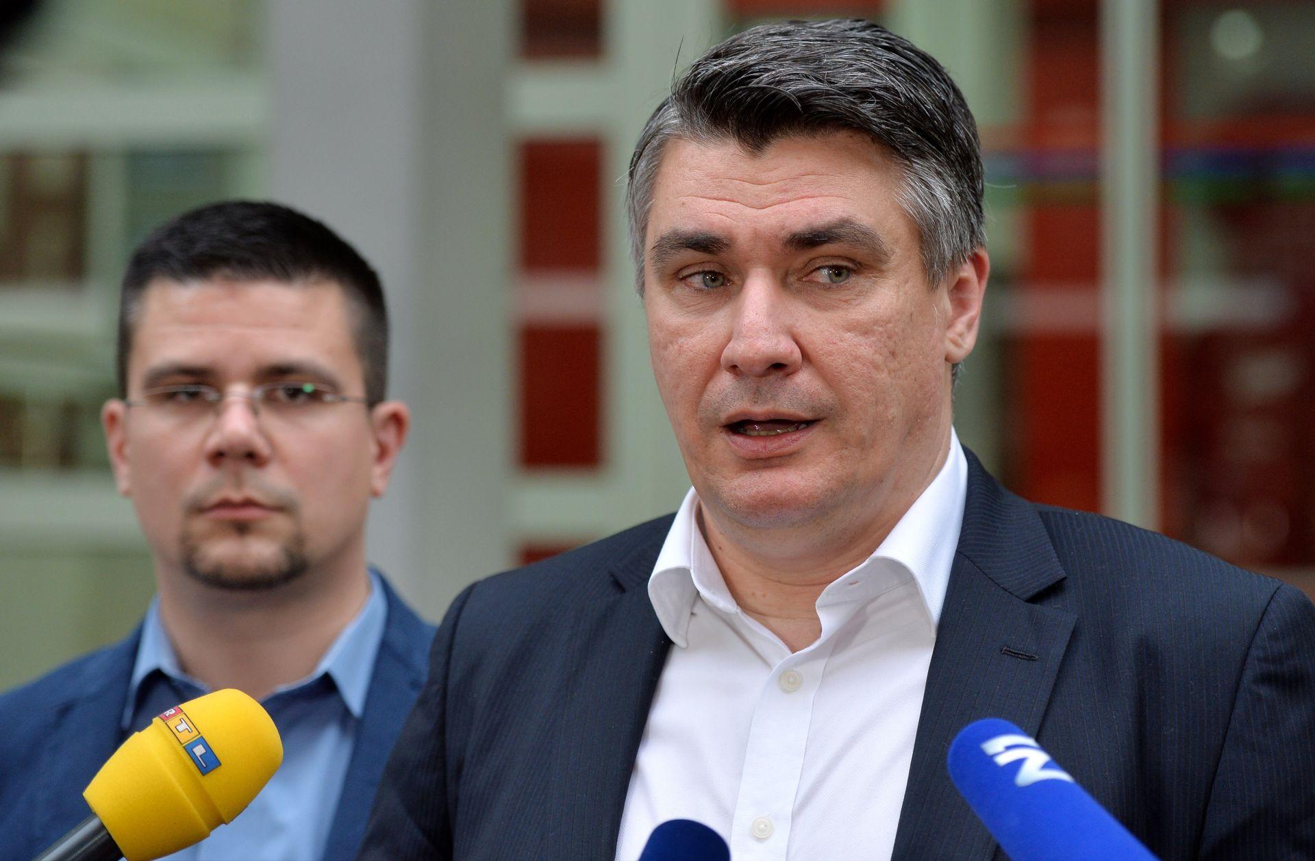 Milanović: U uvjetima Mosta nema ničeg novog
