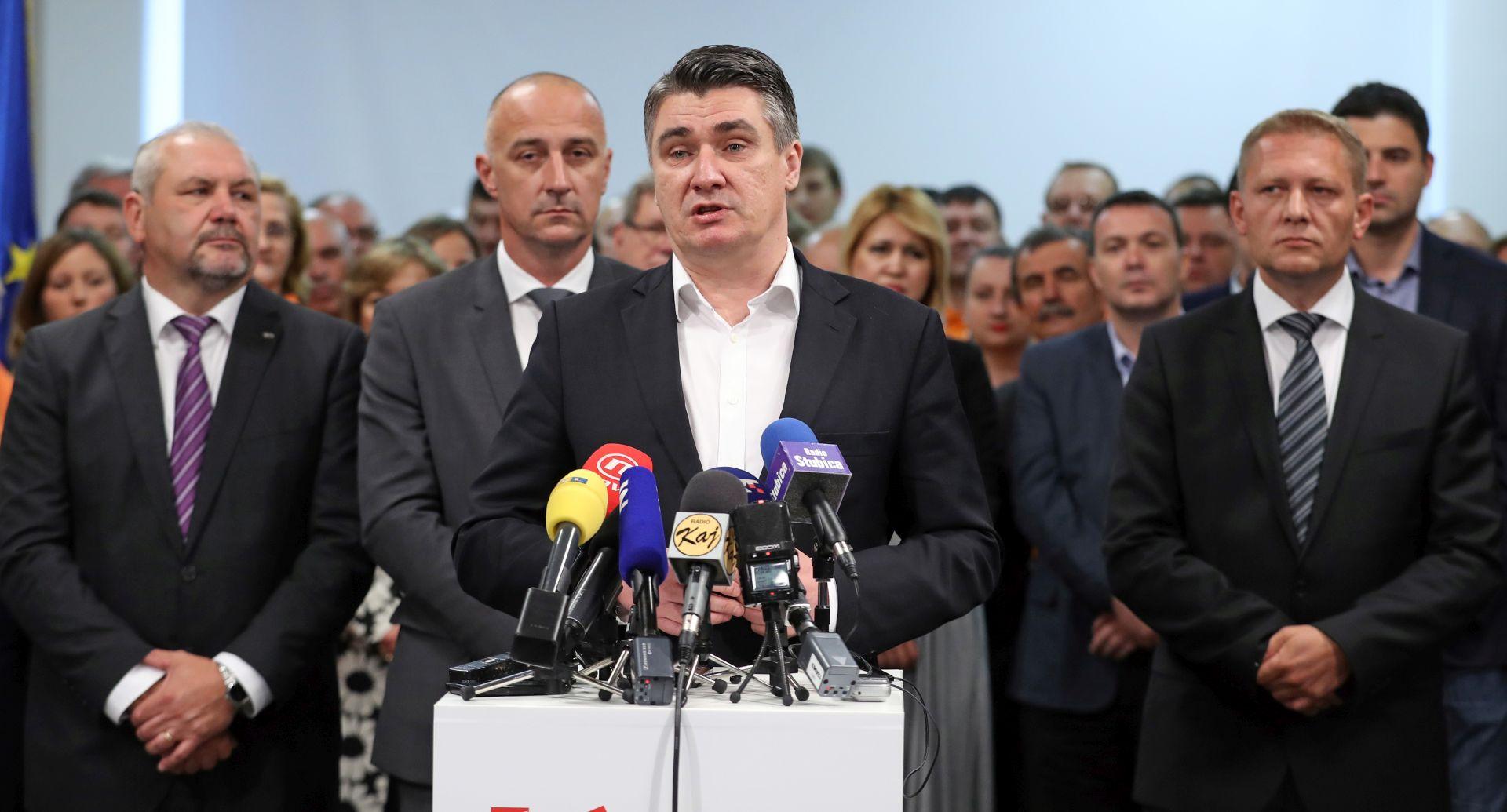 Josipović i Picula spremni podržati Milanovića za predsjednika države